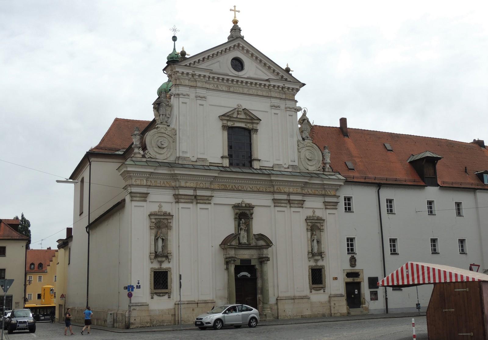 Regensburg - Karmelitenkirche St. Josef