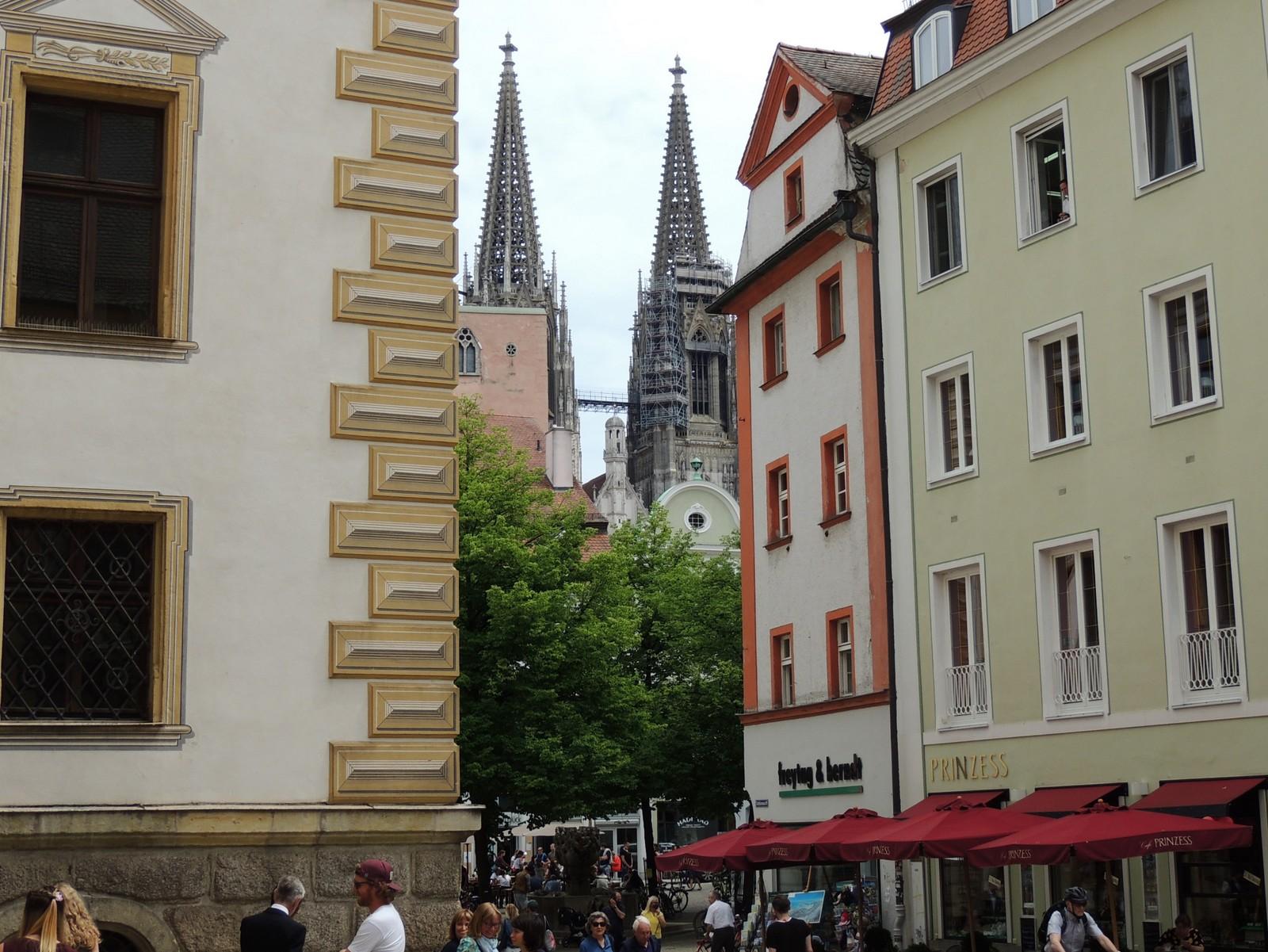 Regensburg - Kohlenmarkt
