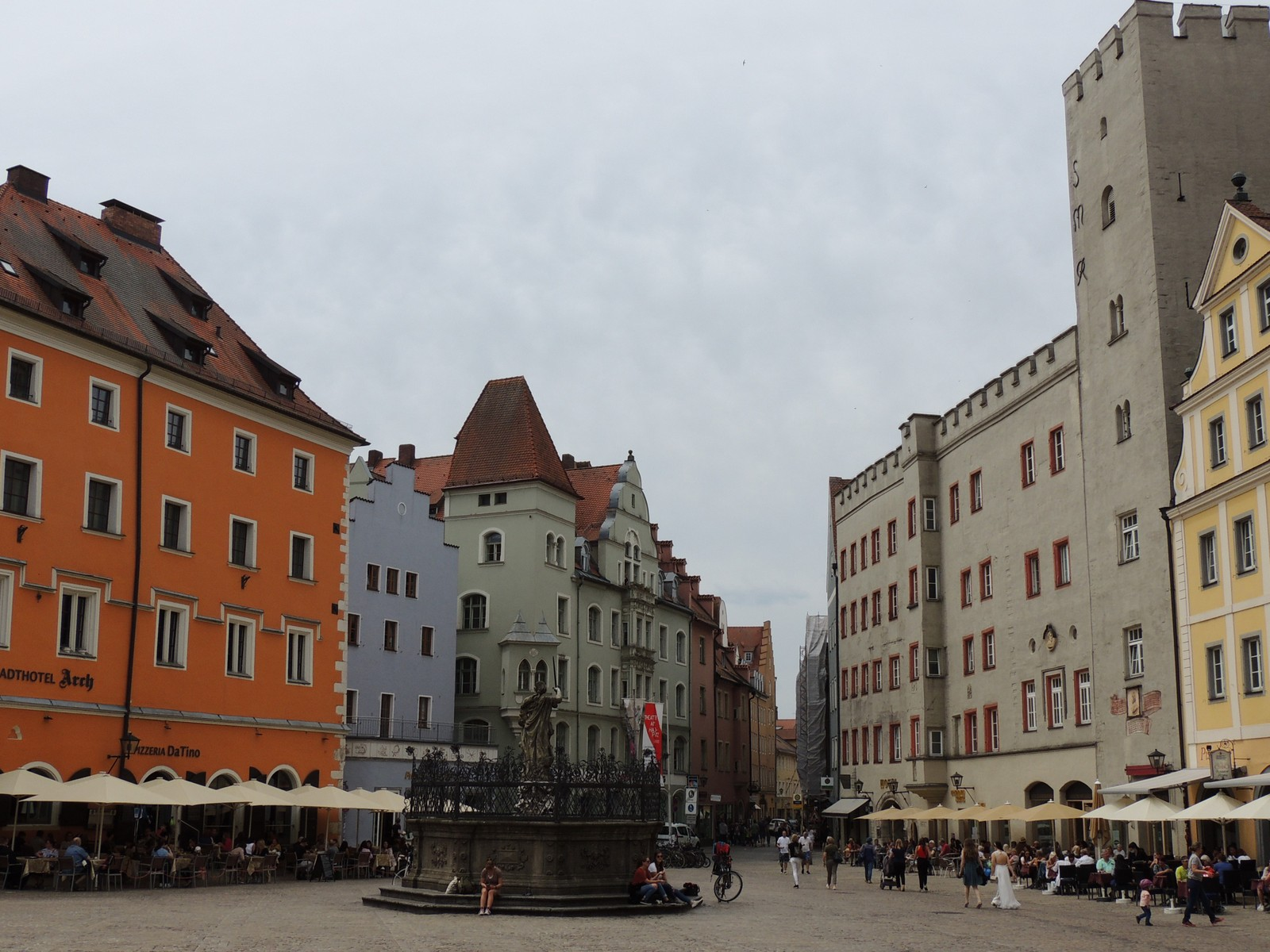 Regensburg - Haidplatz