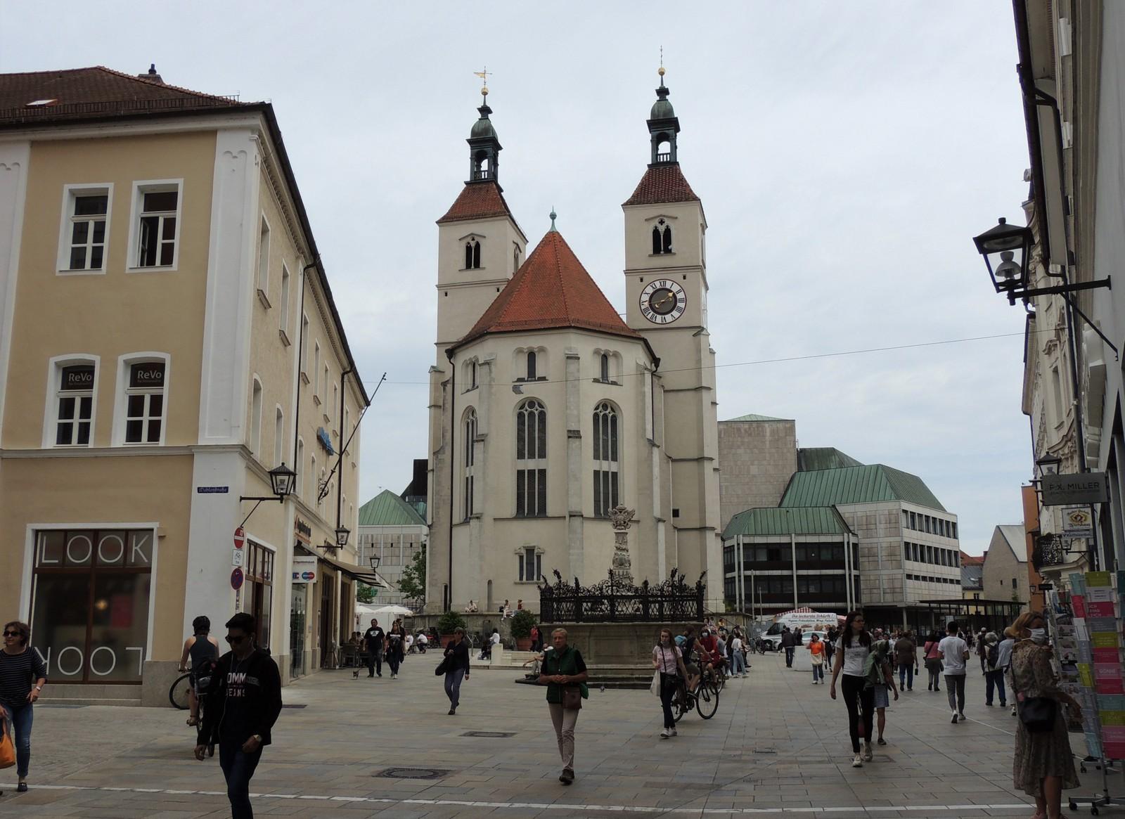 Regensburg - Neupfarrkirche