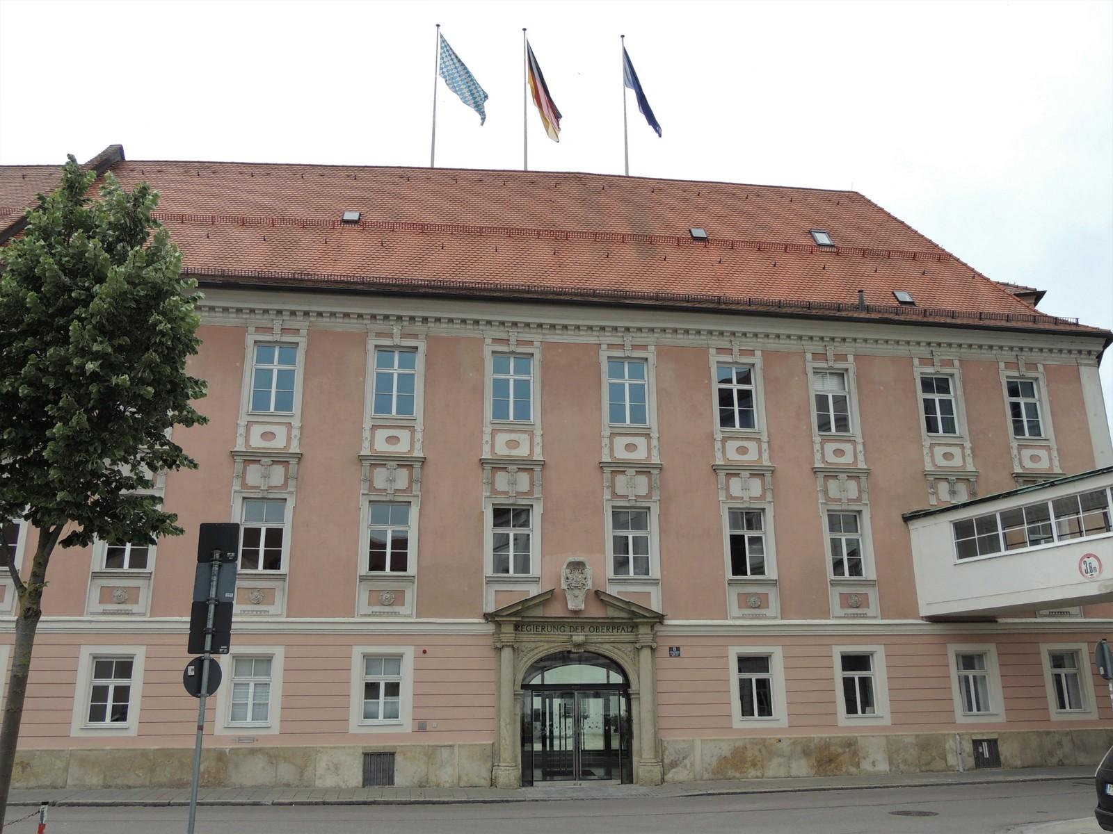 Regensburg - Regierung der Oberpfalz