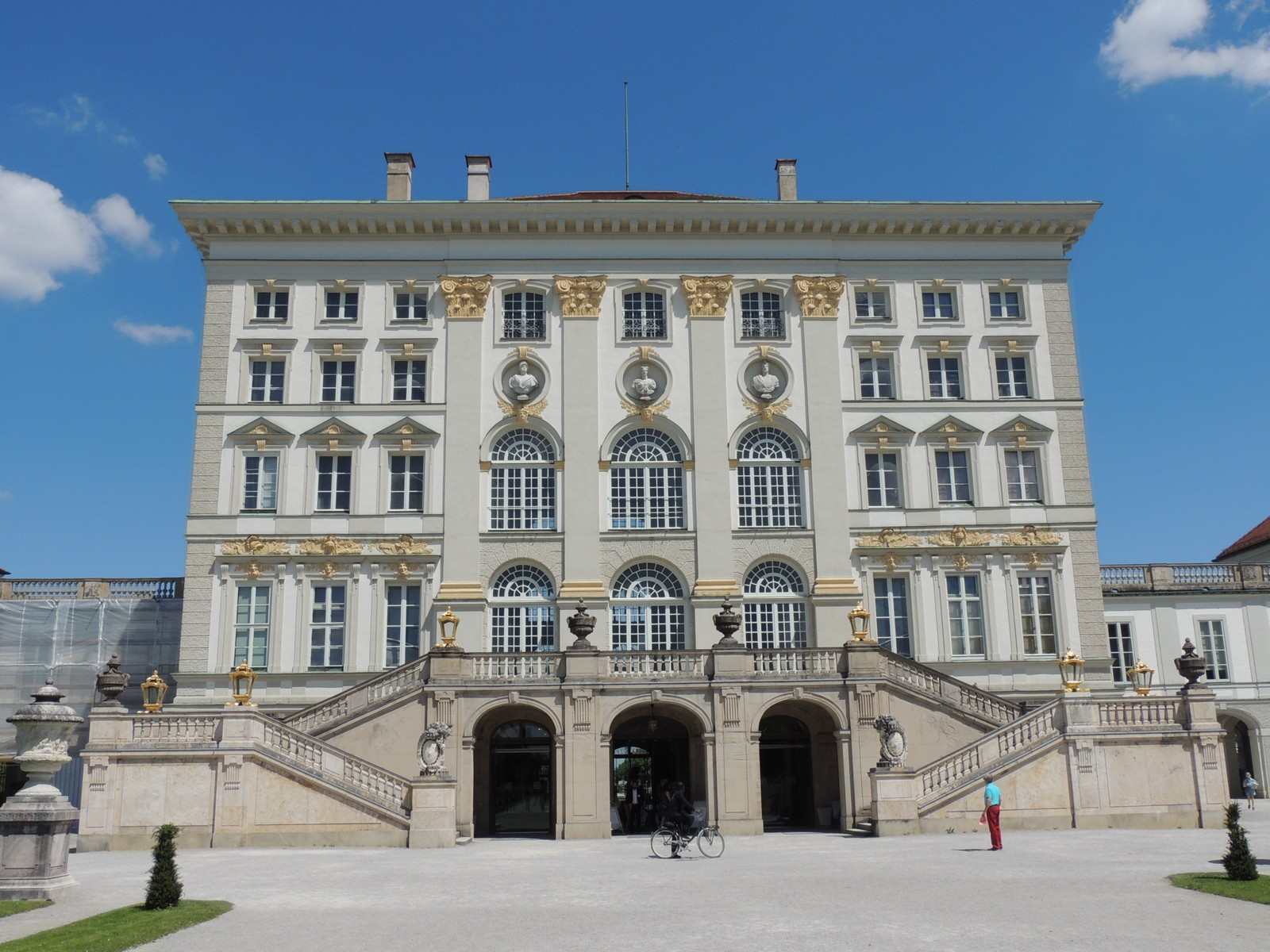 Schloss Nymphenburg - Hauptgebäude