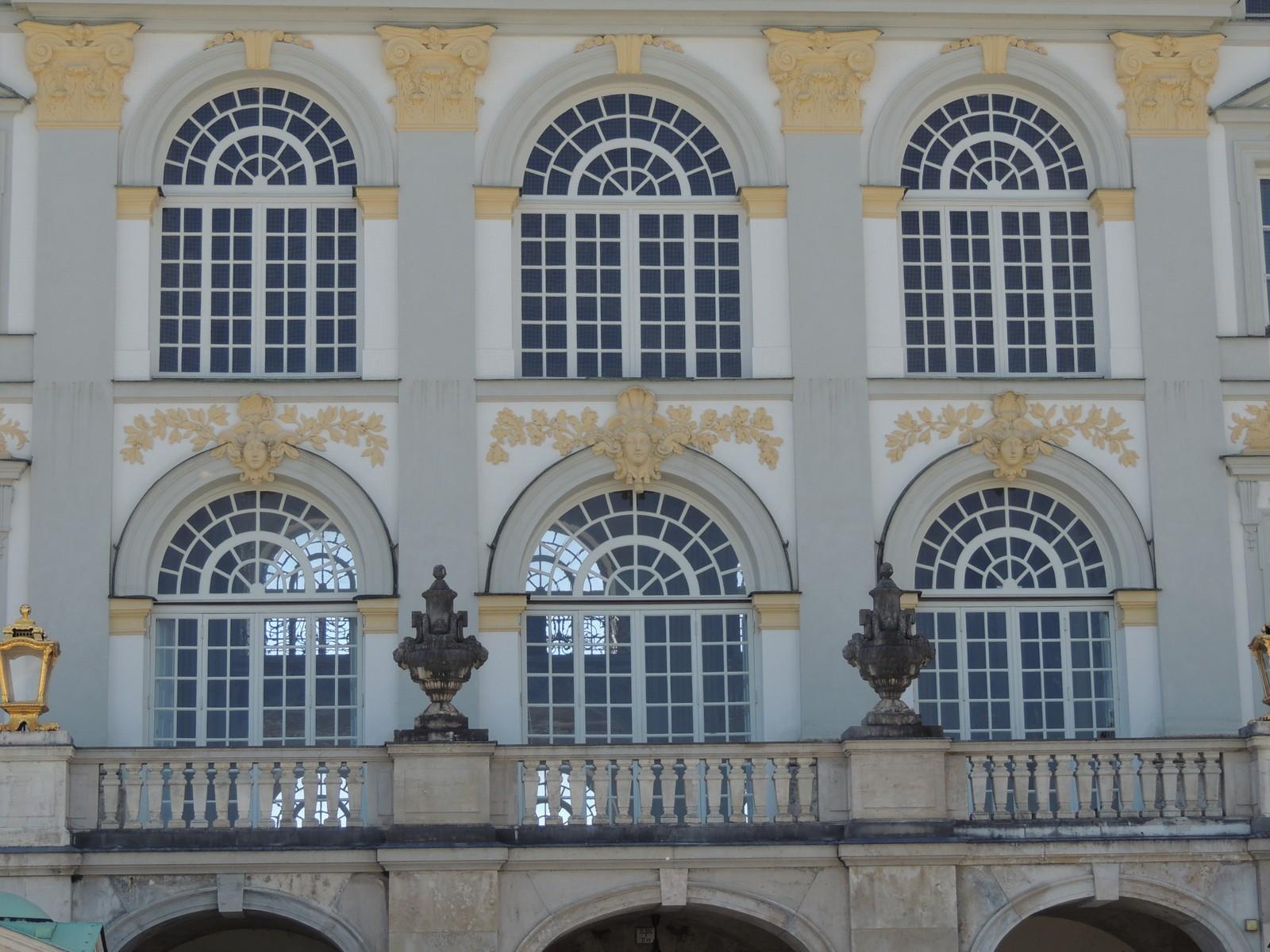 Schloss Nymphenburg - Haupthaus
