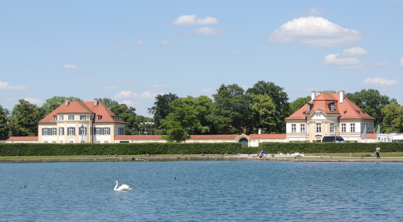 Schlossrondell Nymphenburg