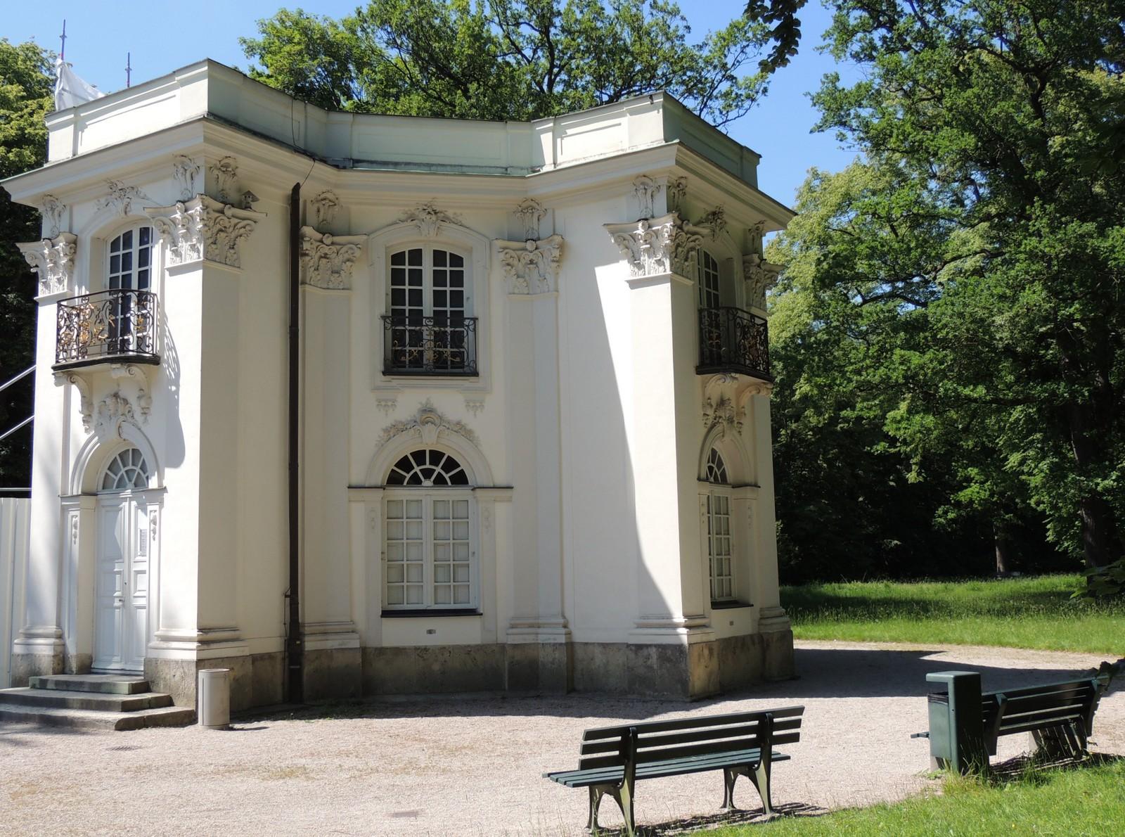 Pagodenburg im Schlosspark Nymphenburg