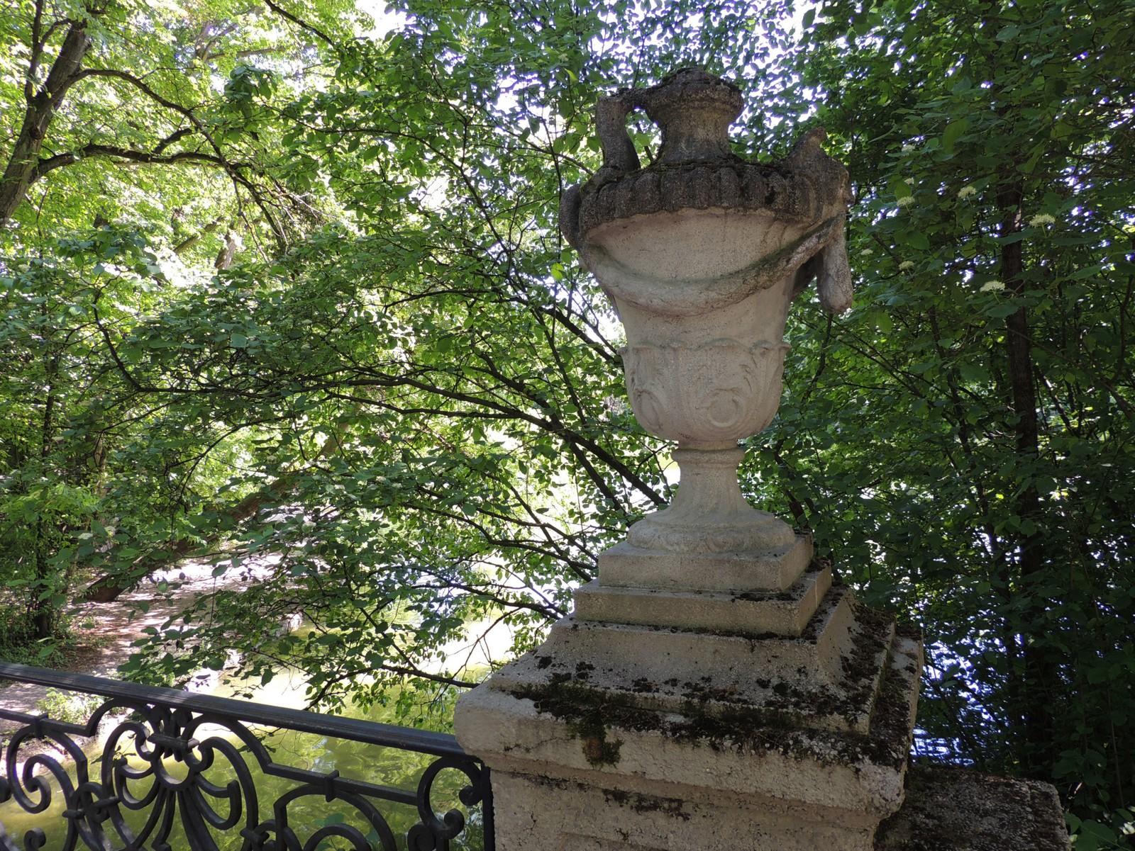 Im Schlosspark Nymphenburg