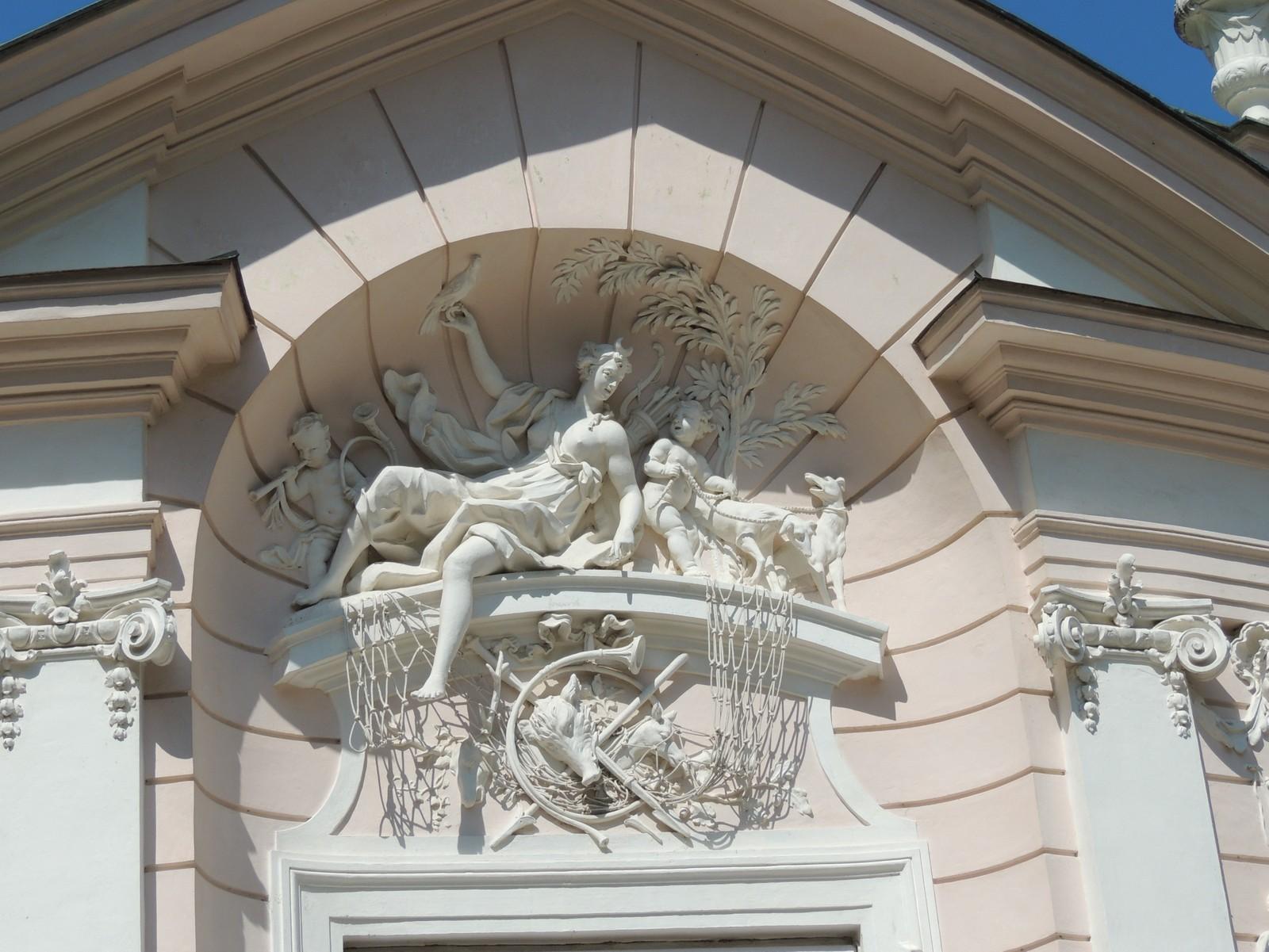 Amalienburg im Schlosspark Nymphenburg