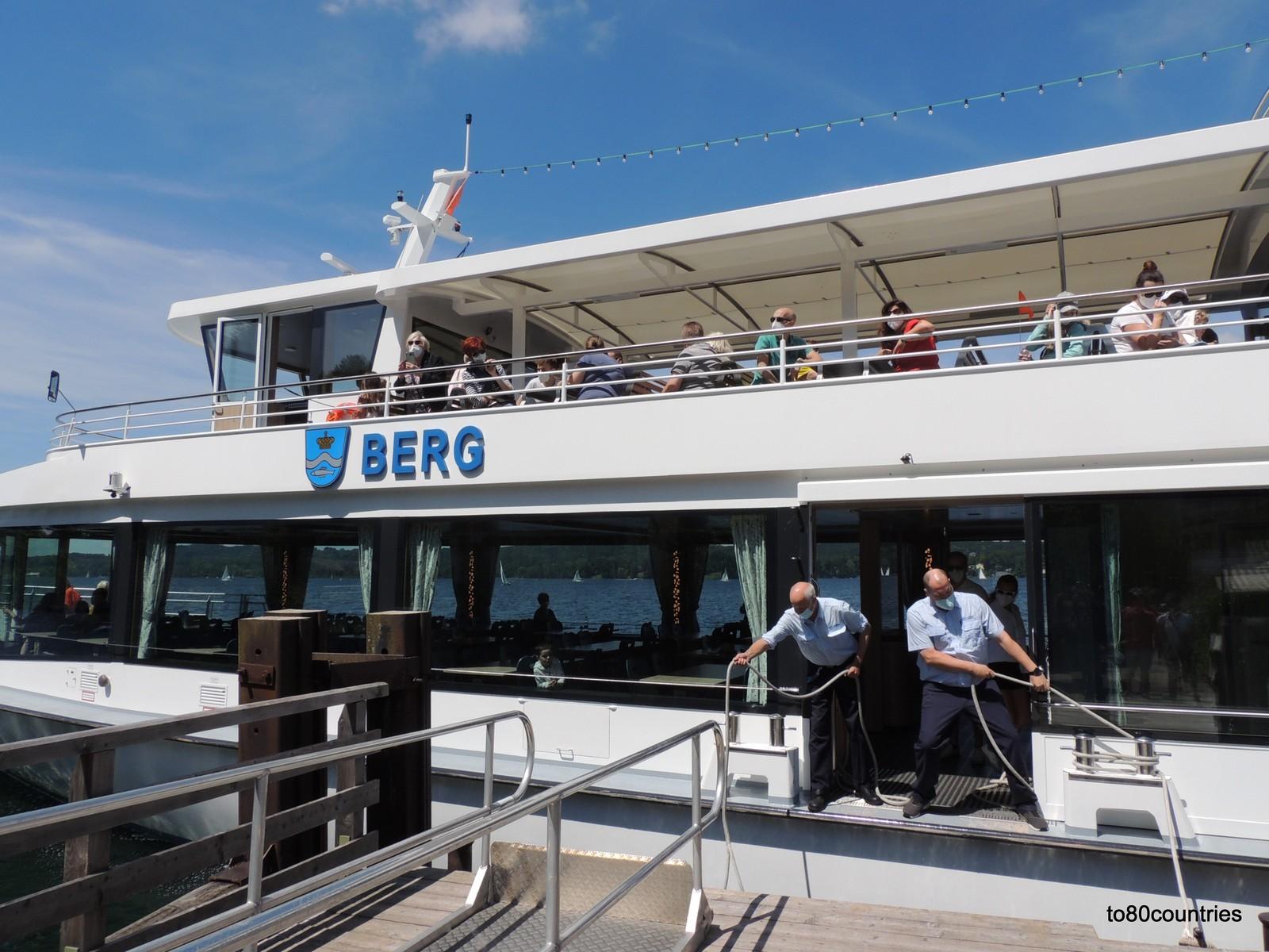 Starnberger See - EMS Berg
