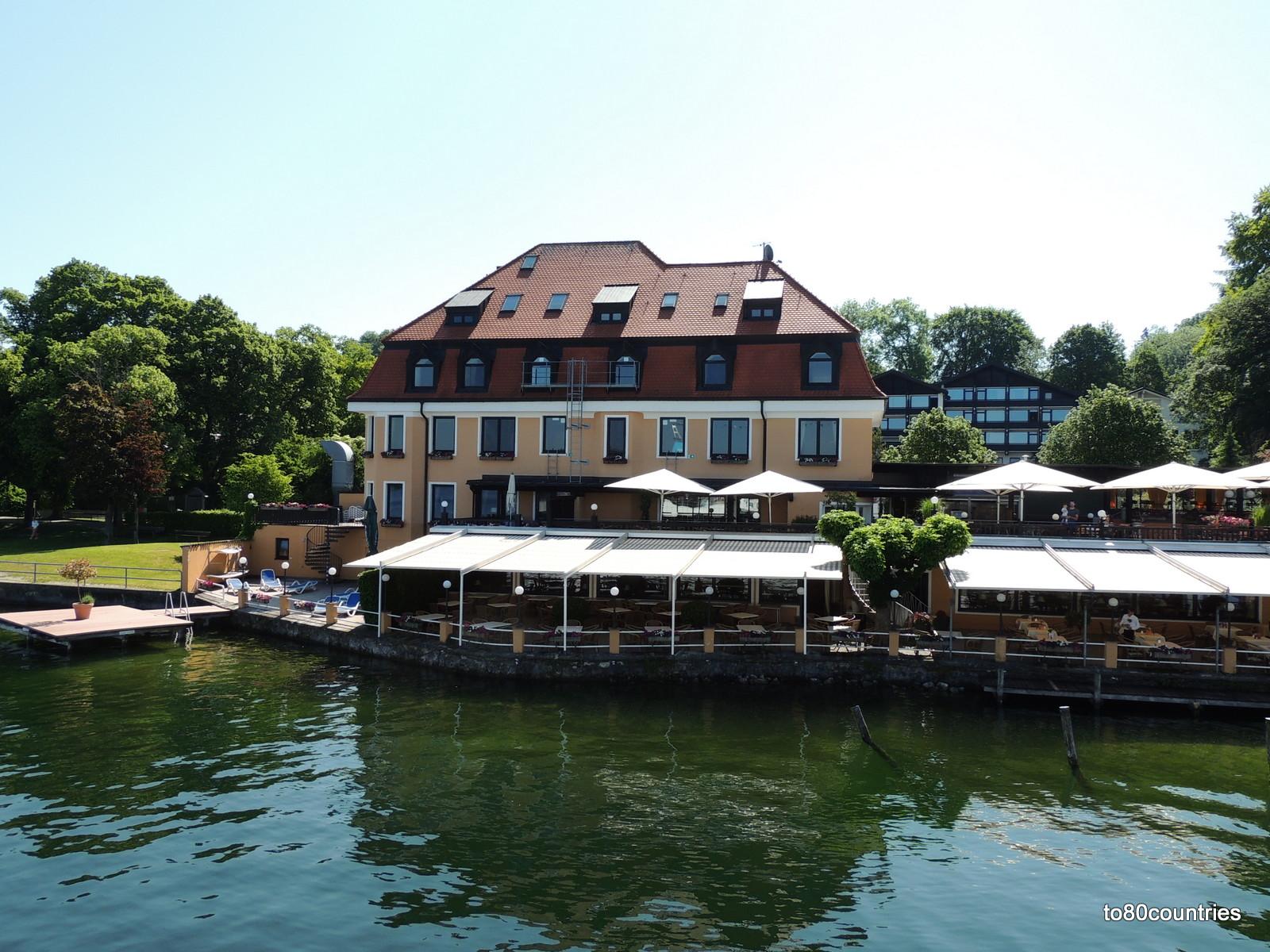 Starnberger See - Strandhotel Berg