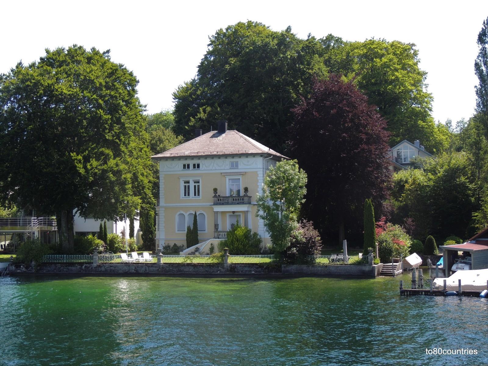 Starnberger See - Villa in Berg - Seestraße 15