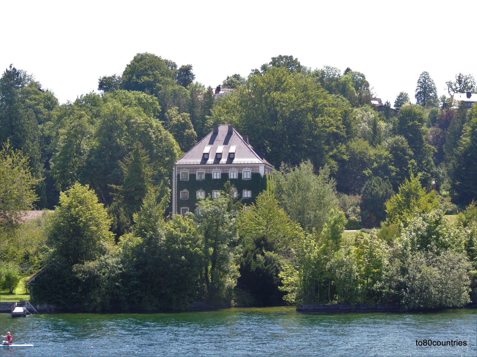 Starnberger See - Schloss Berg