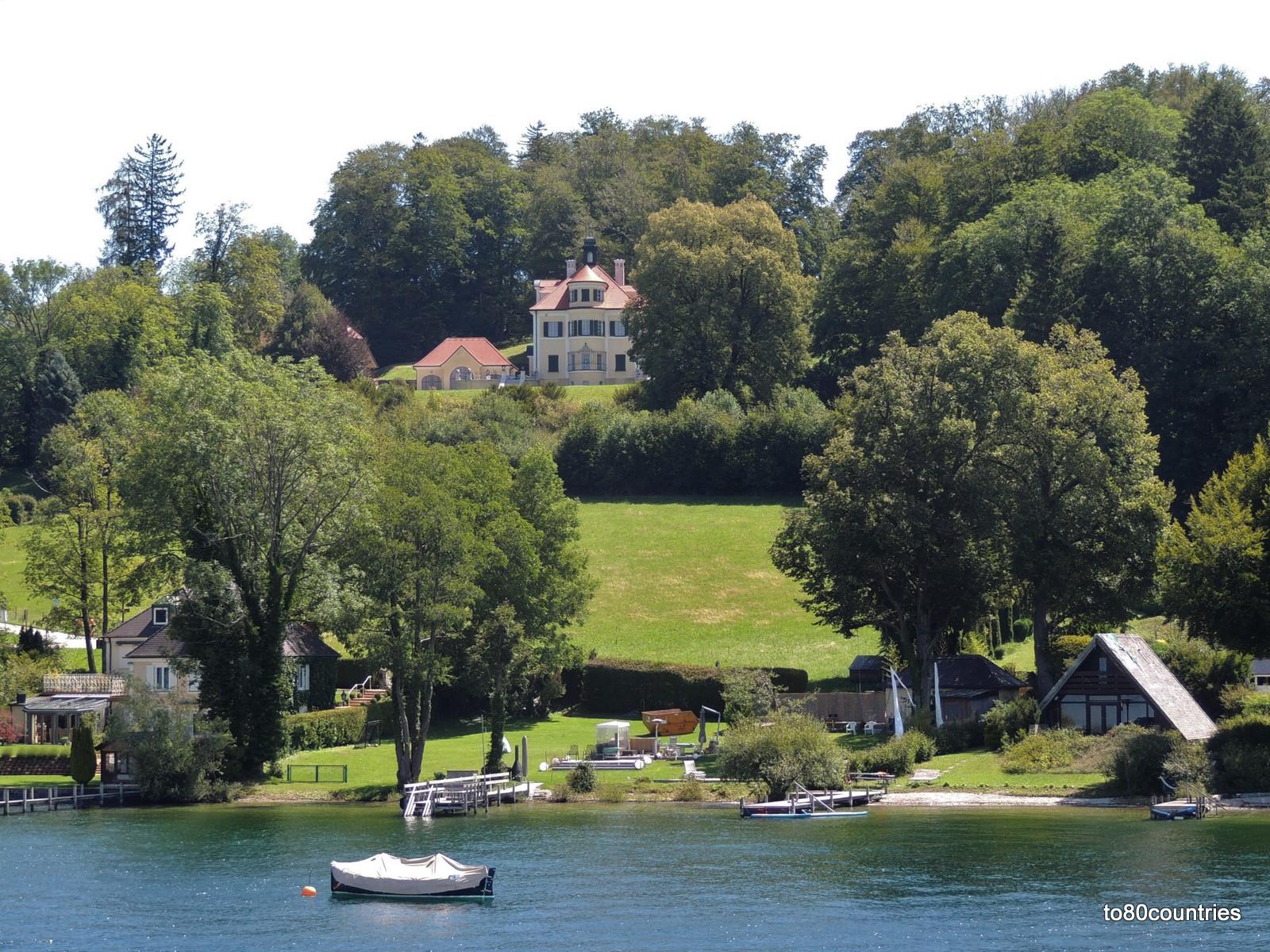 Starnberger See - Leoni