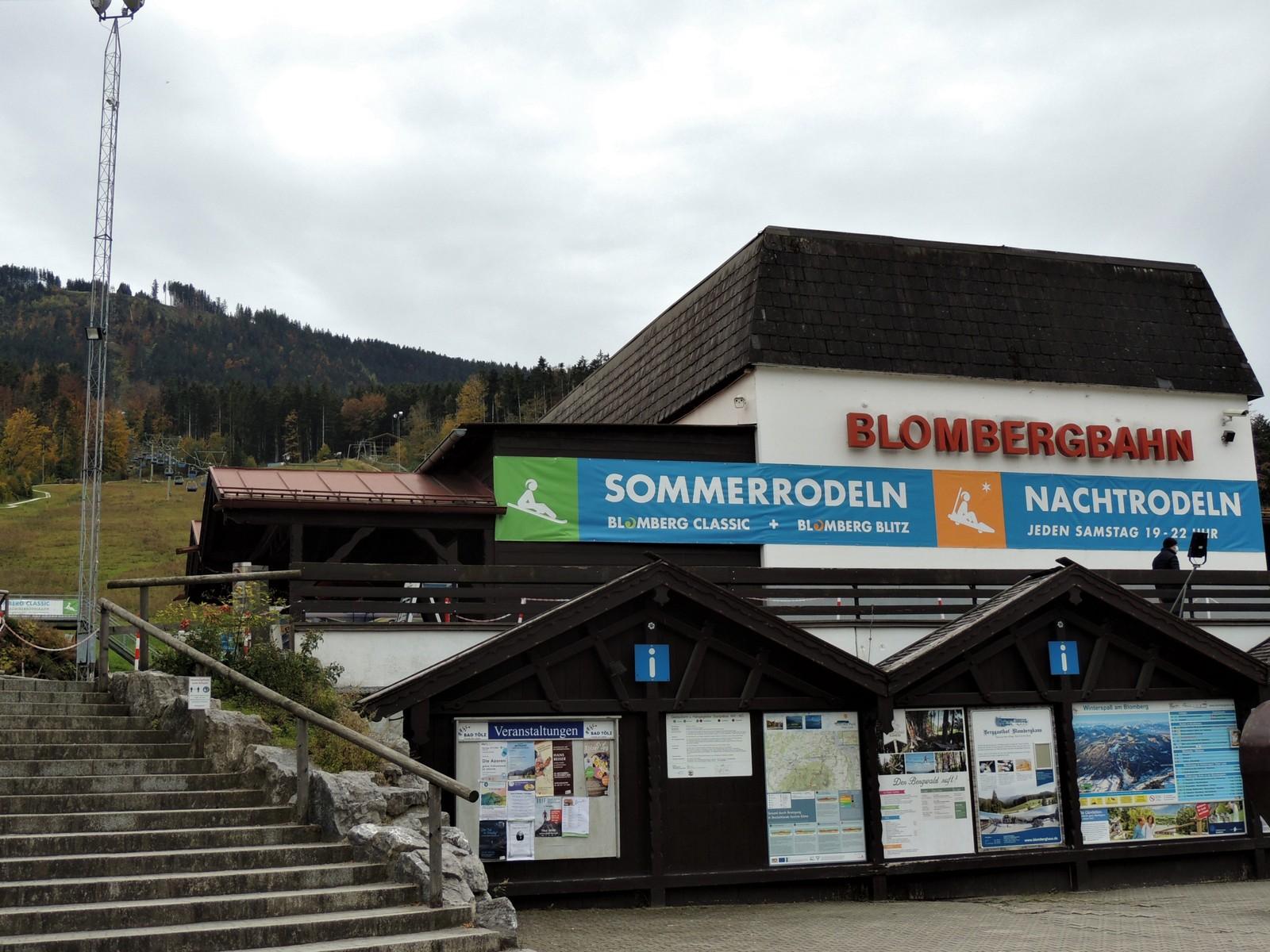 Blombergbahn im Tölzer Land
