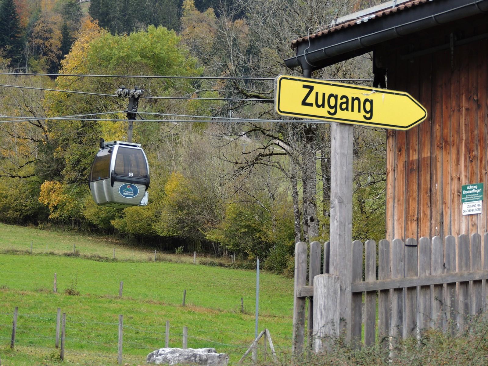 Brauneckbahn im Tölzer Land