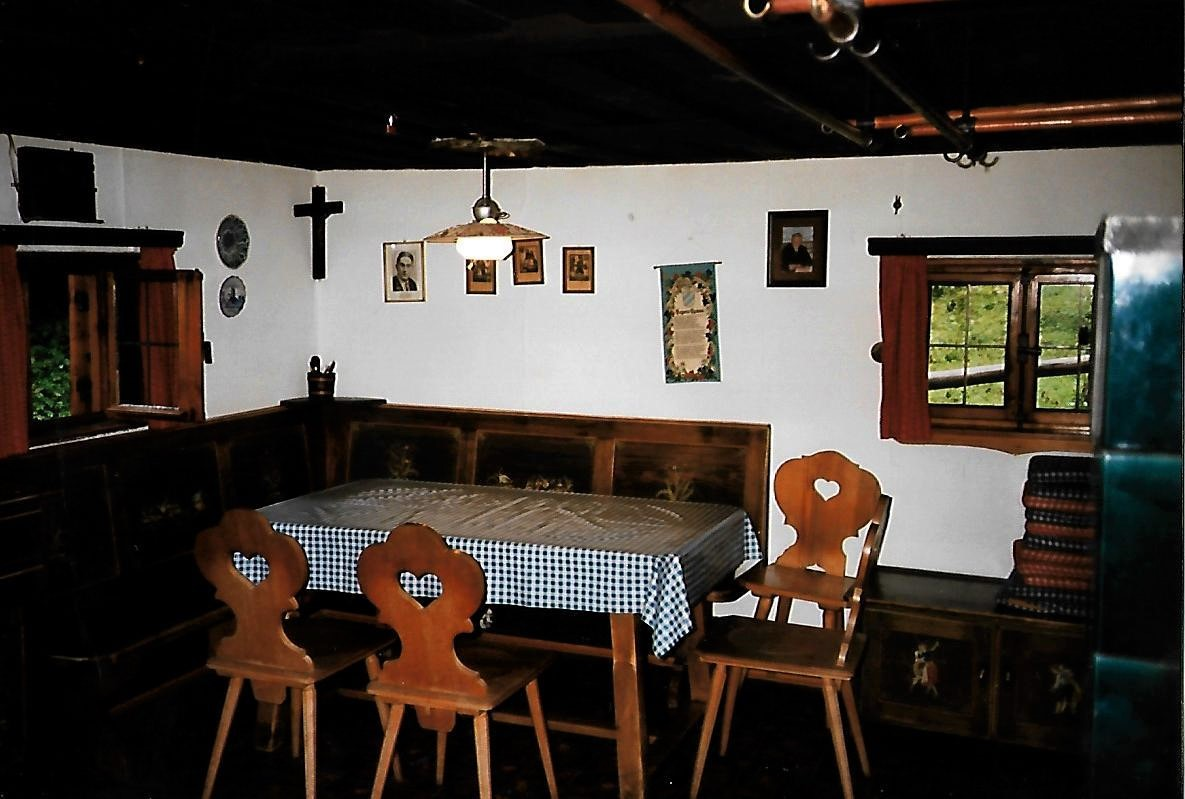 abr-Hütte im Längental - Tölzer Land