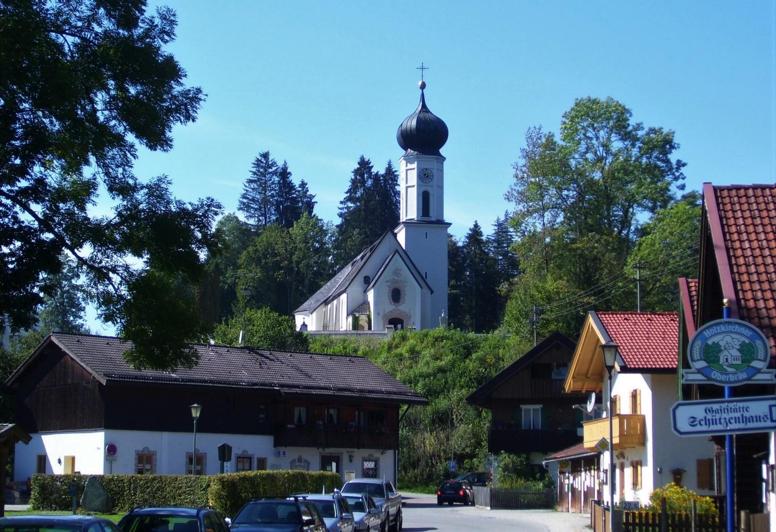 Jachenau im Tölzer Land