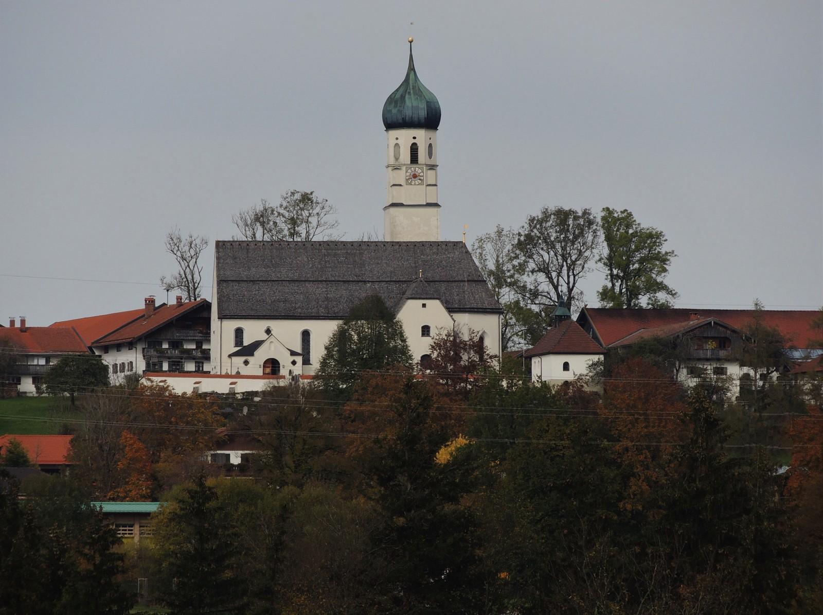 St. Michael in Gaißach - Tölzer Land
