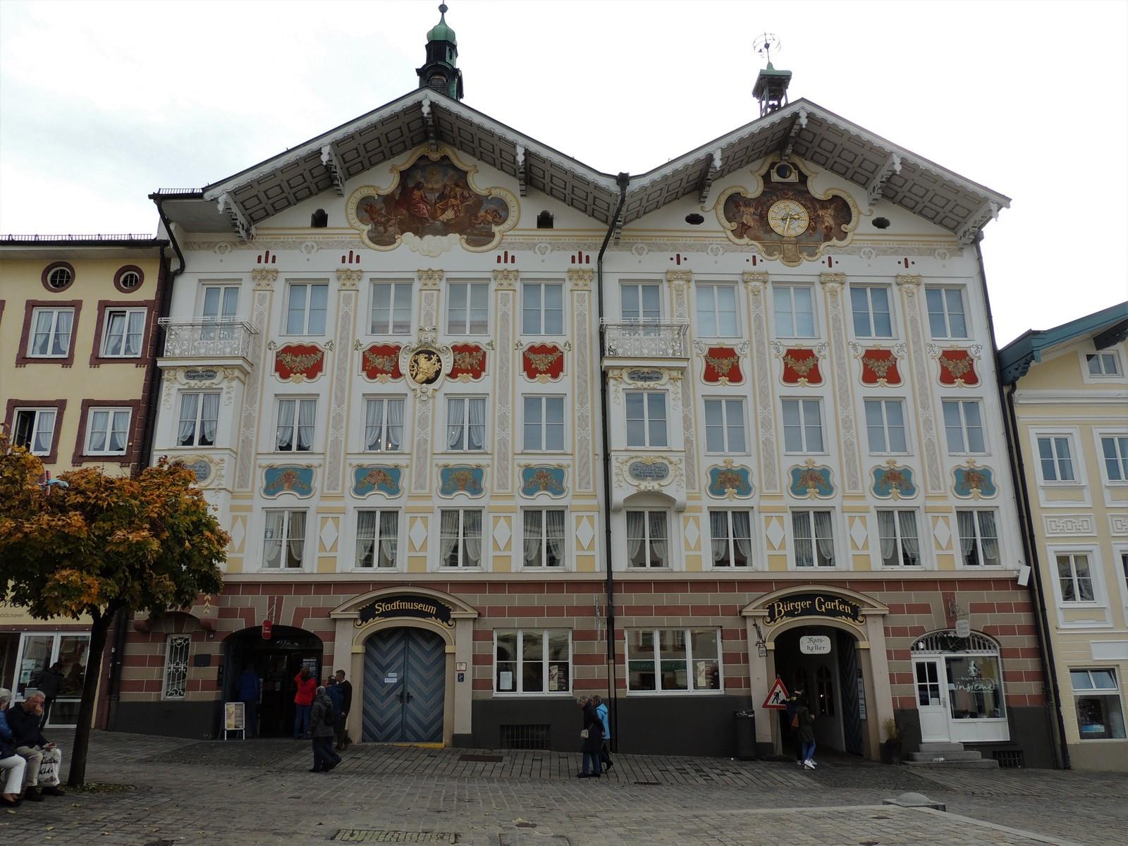 Stadtmuseum an der Marktstraße von Bad Tölz