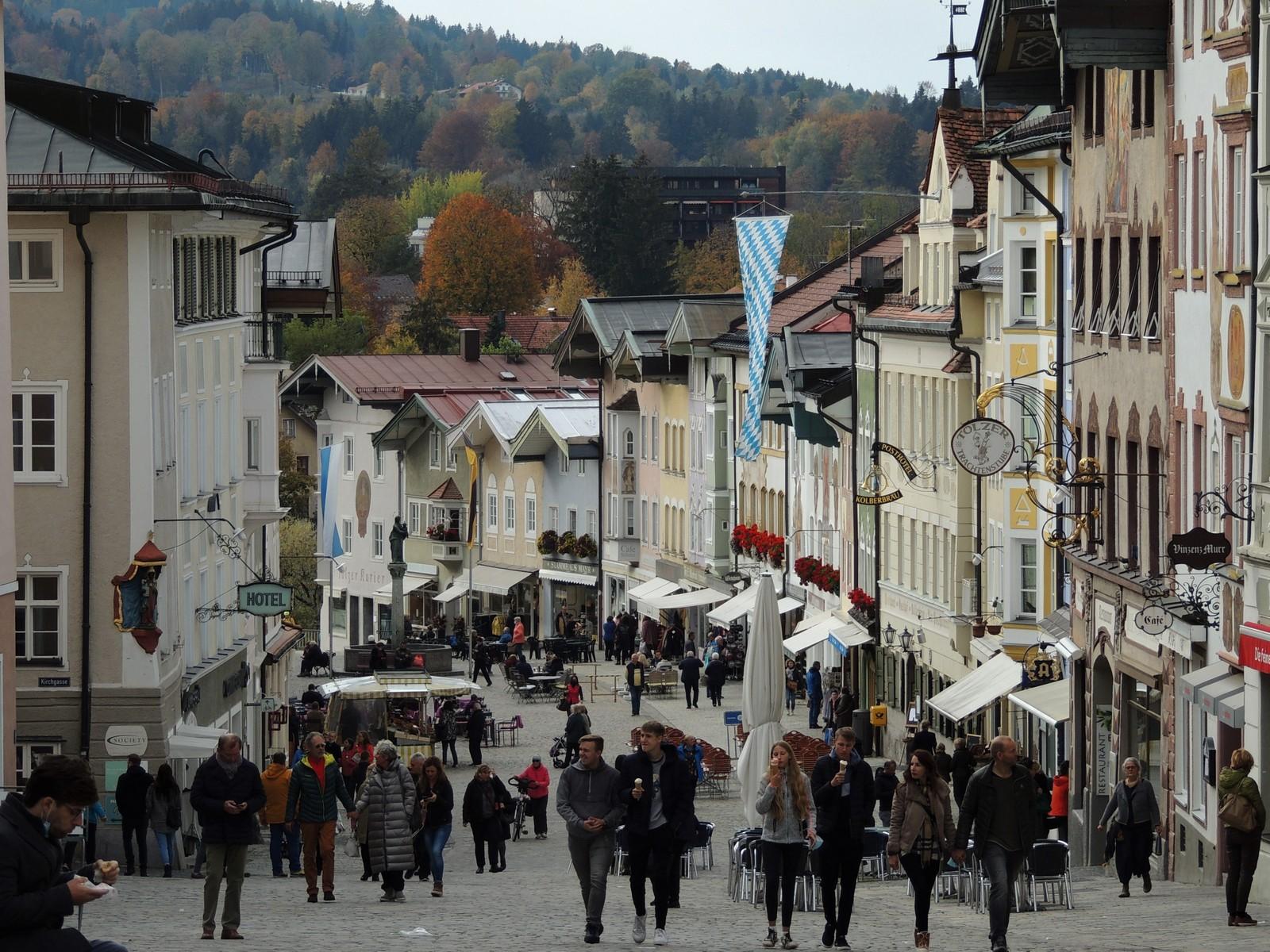Marktstraße Bad Tölz