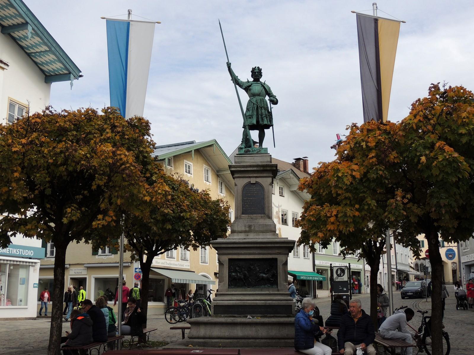Goldener Ritter - Marktstraße Bad Tölz