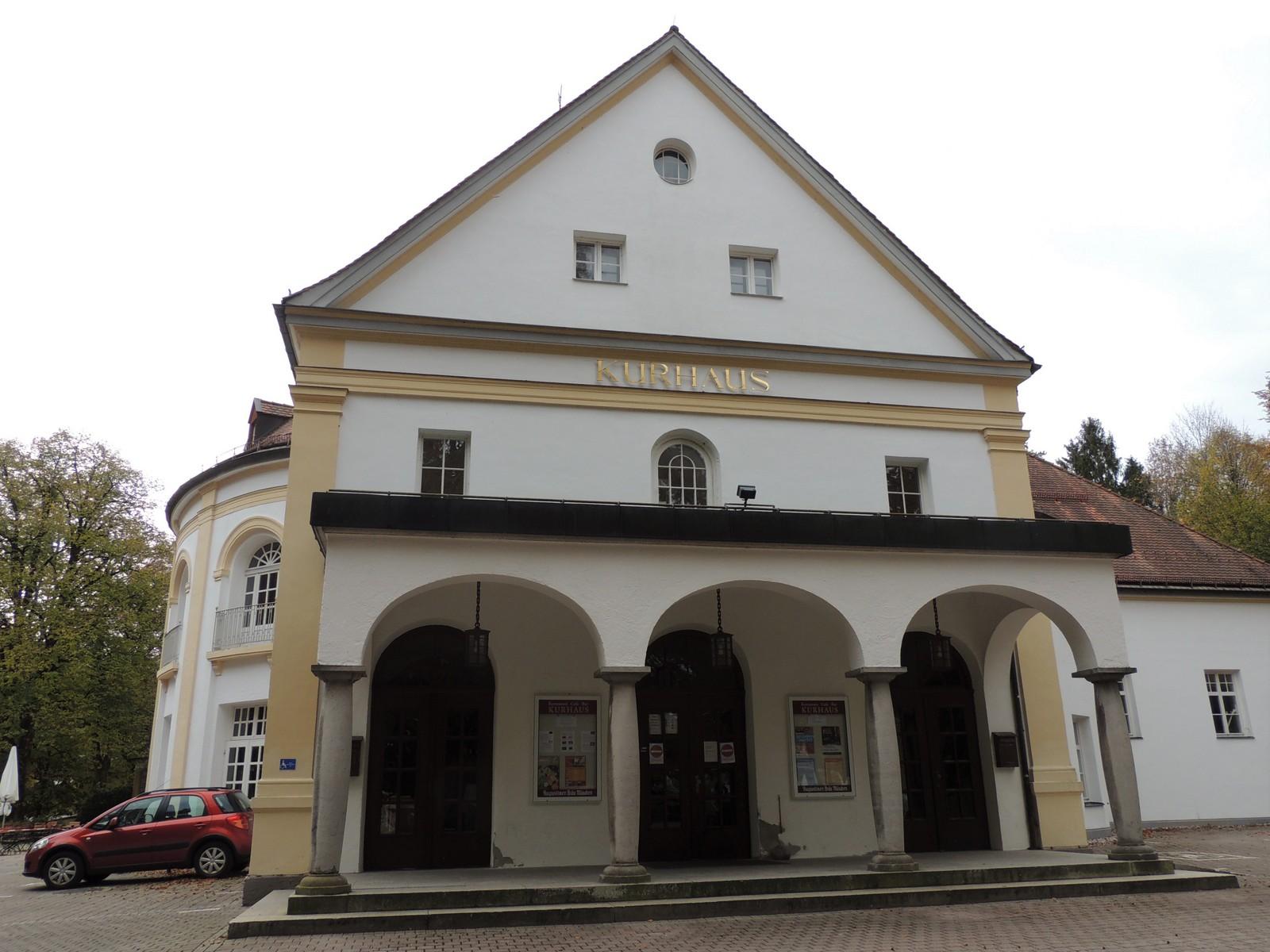 Kurhaus von Bad Tölz