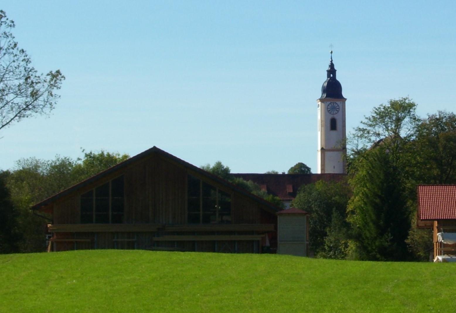 Kloster Reutberg im Tölzer Land