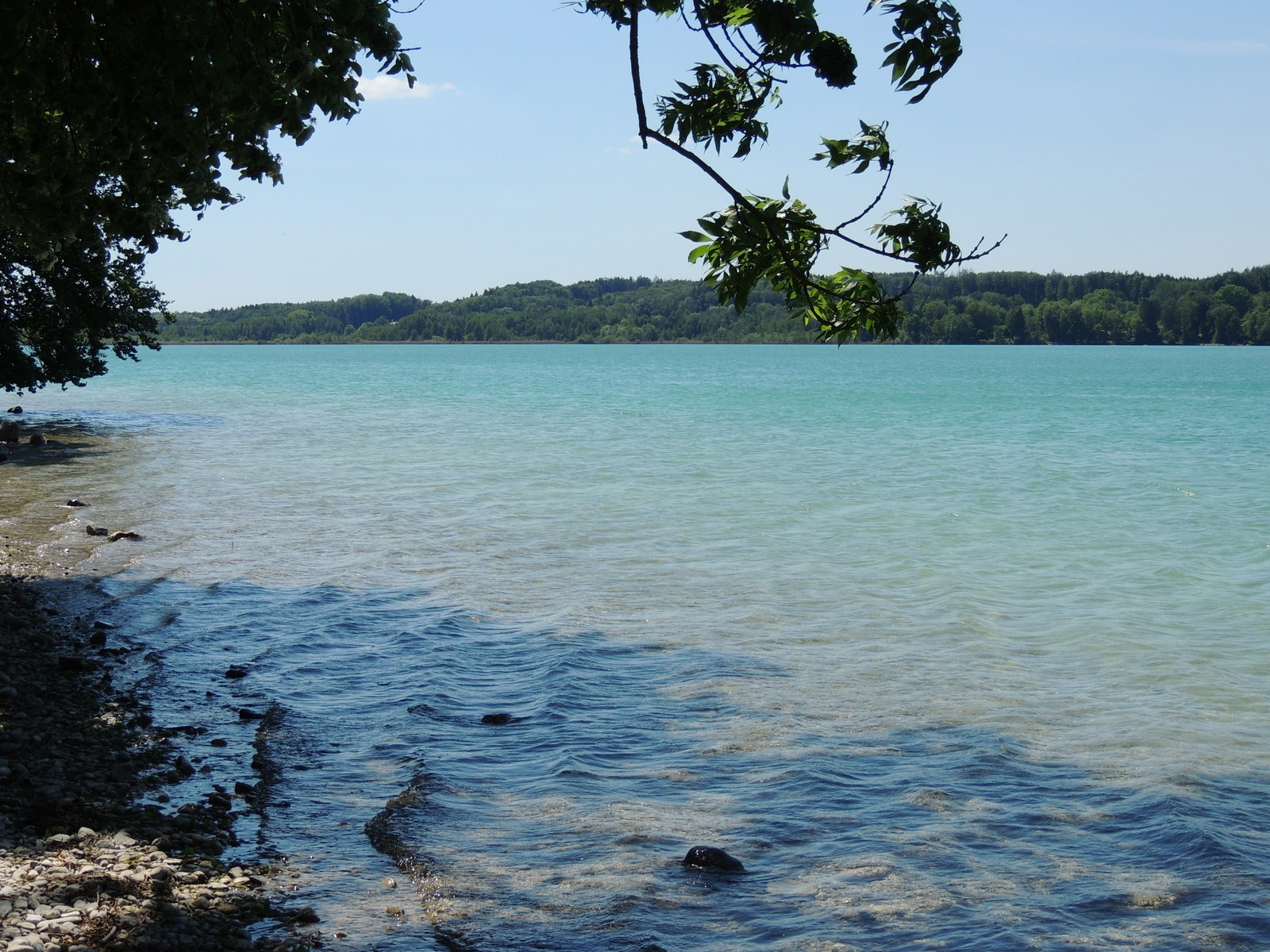 Fünf-Seen-Land - Pilsensee