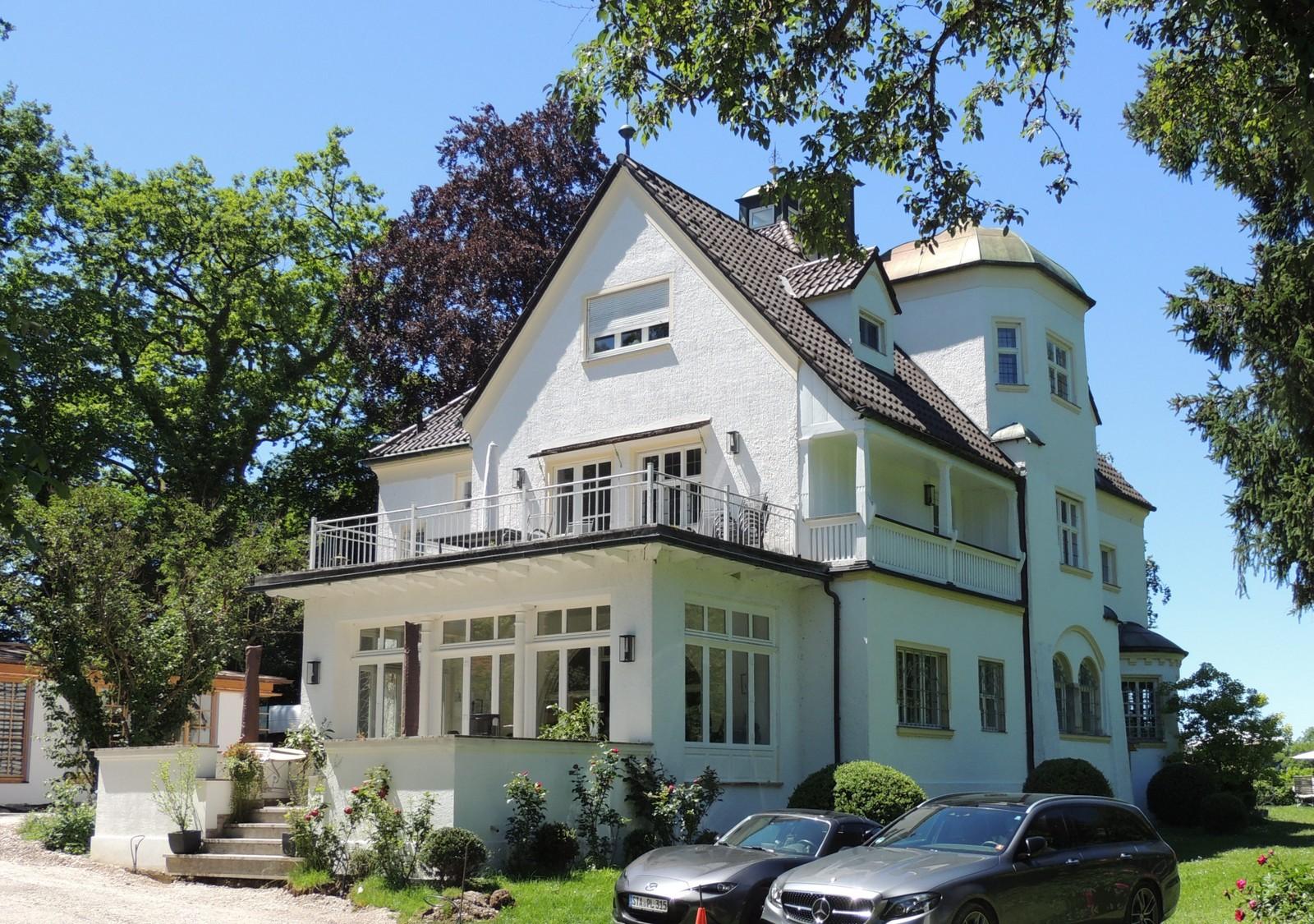 Fünf-Seen-Land - Weßling - Villa Alzheimer