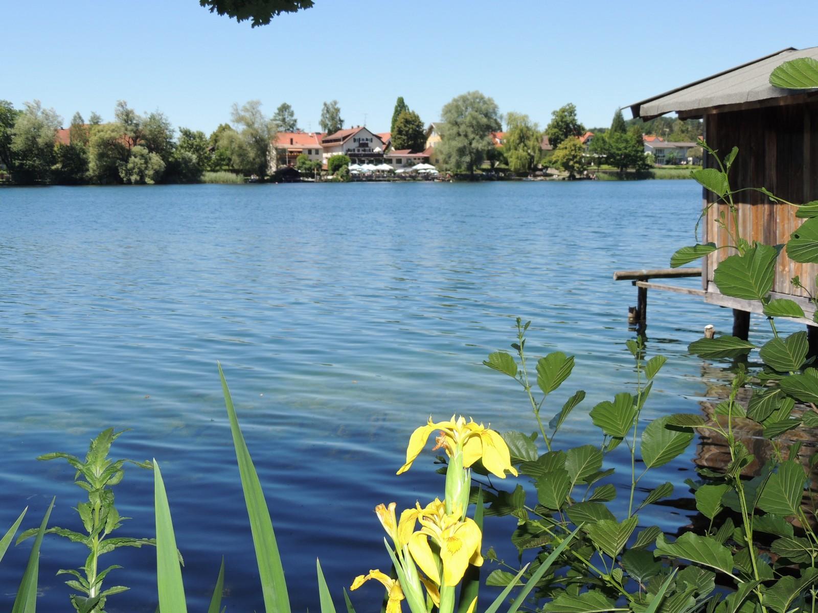 Fünf-Seen-Land - Weßlinger See