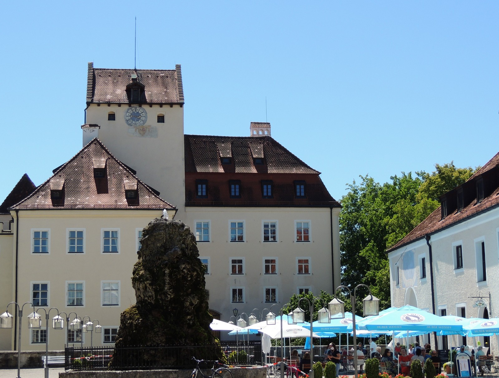 Fünf-Seen-Land - Schloss Seefeld