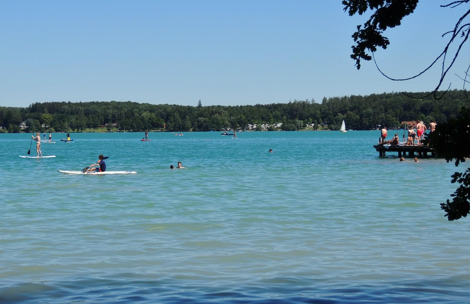 Fünf-Seen-Land - Wörthsee