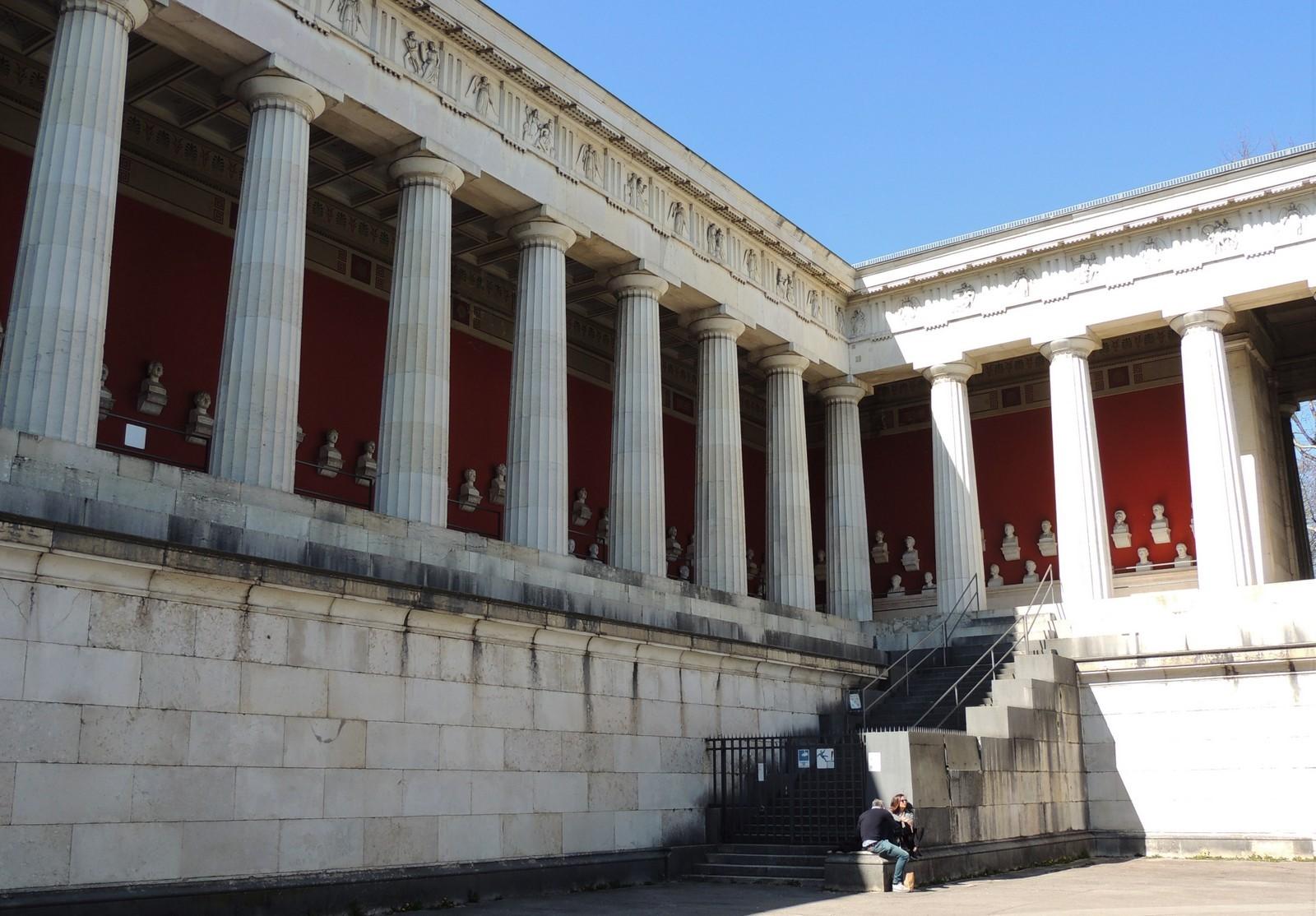Ruhmeshalle - im Auftrag von Ludwig I. durch Leo von Klenze erbaut