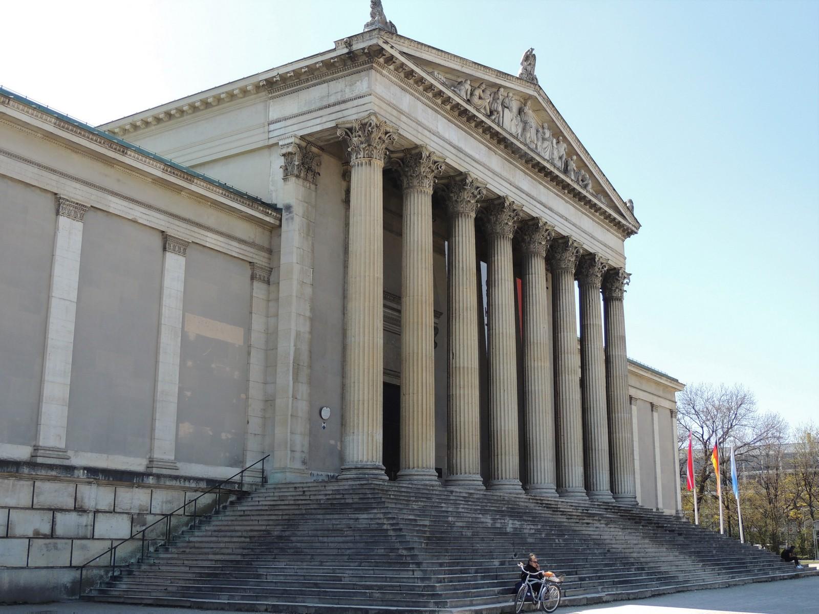Staatliche Antikensammlung am Königsplatz