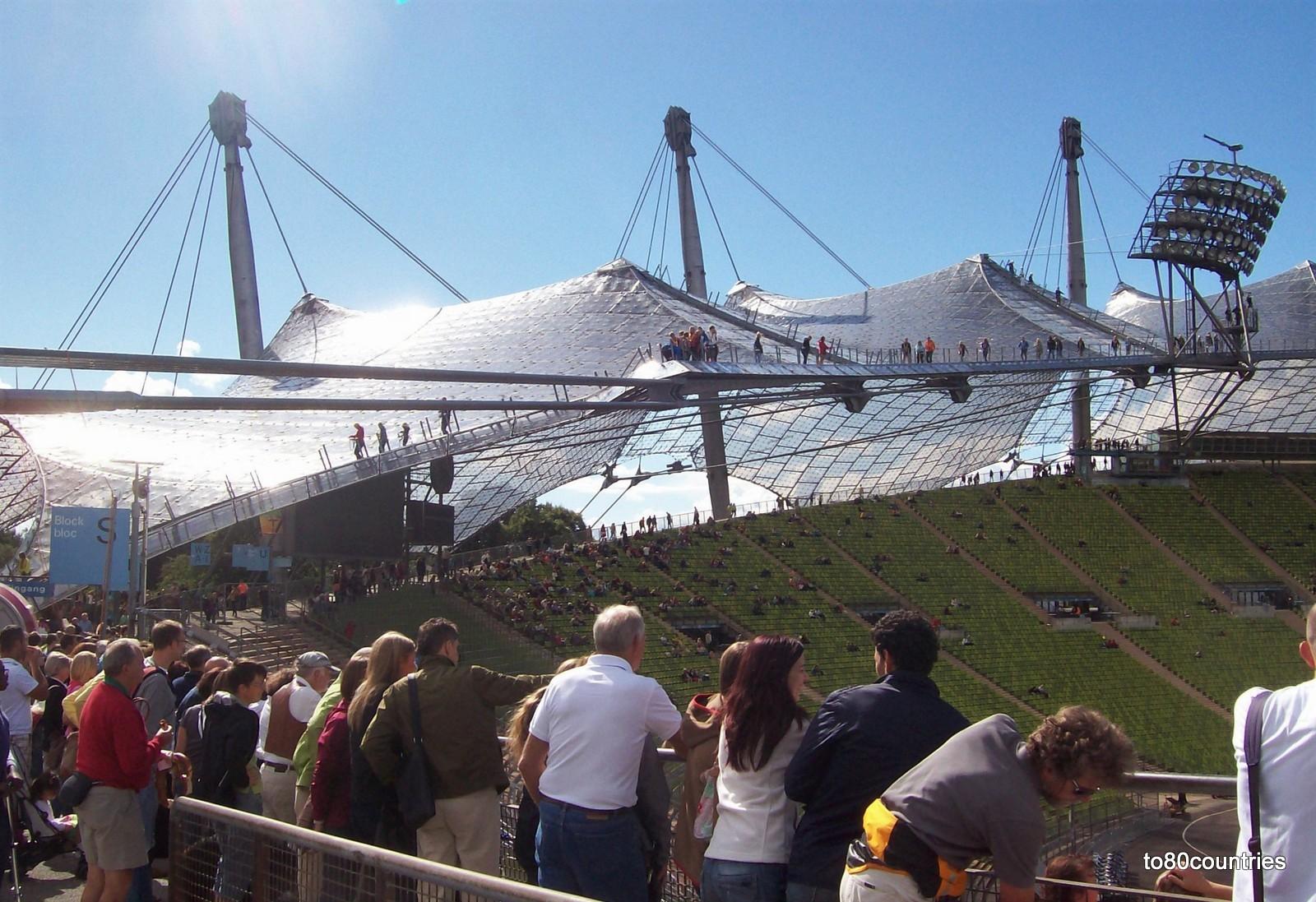 Olympiapark München - Olympiastadion