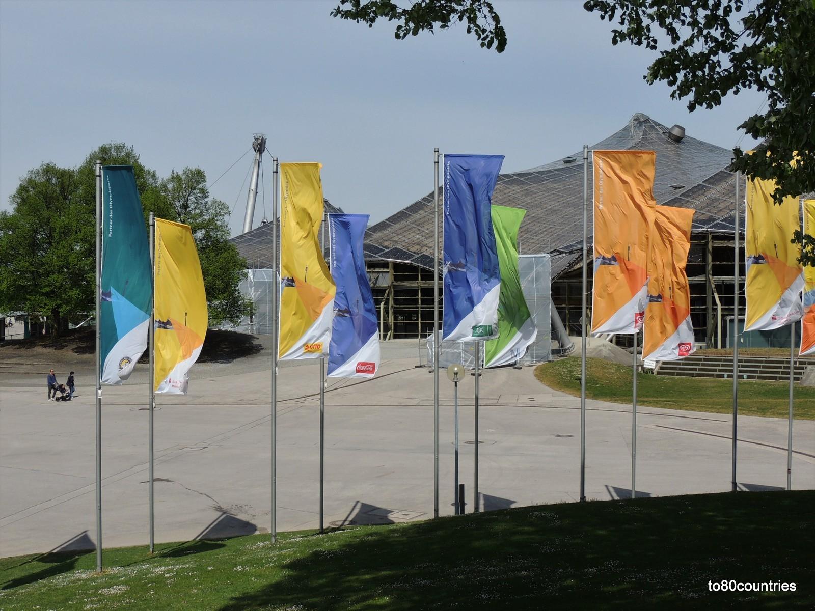Olympiapark München - Olympiahalle