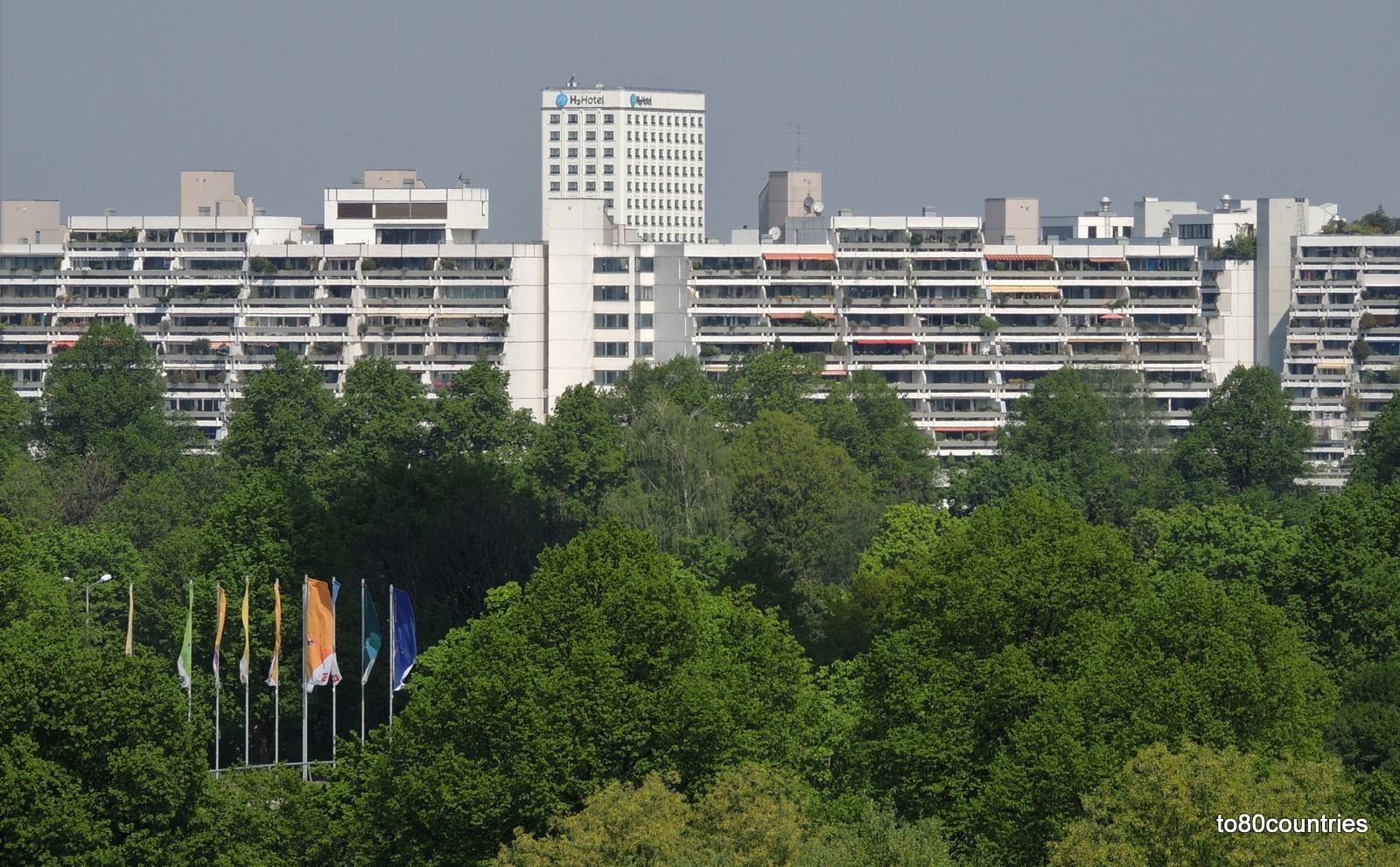 Olympisches Dorf 1972