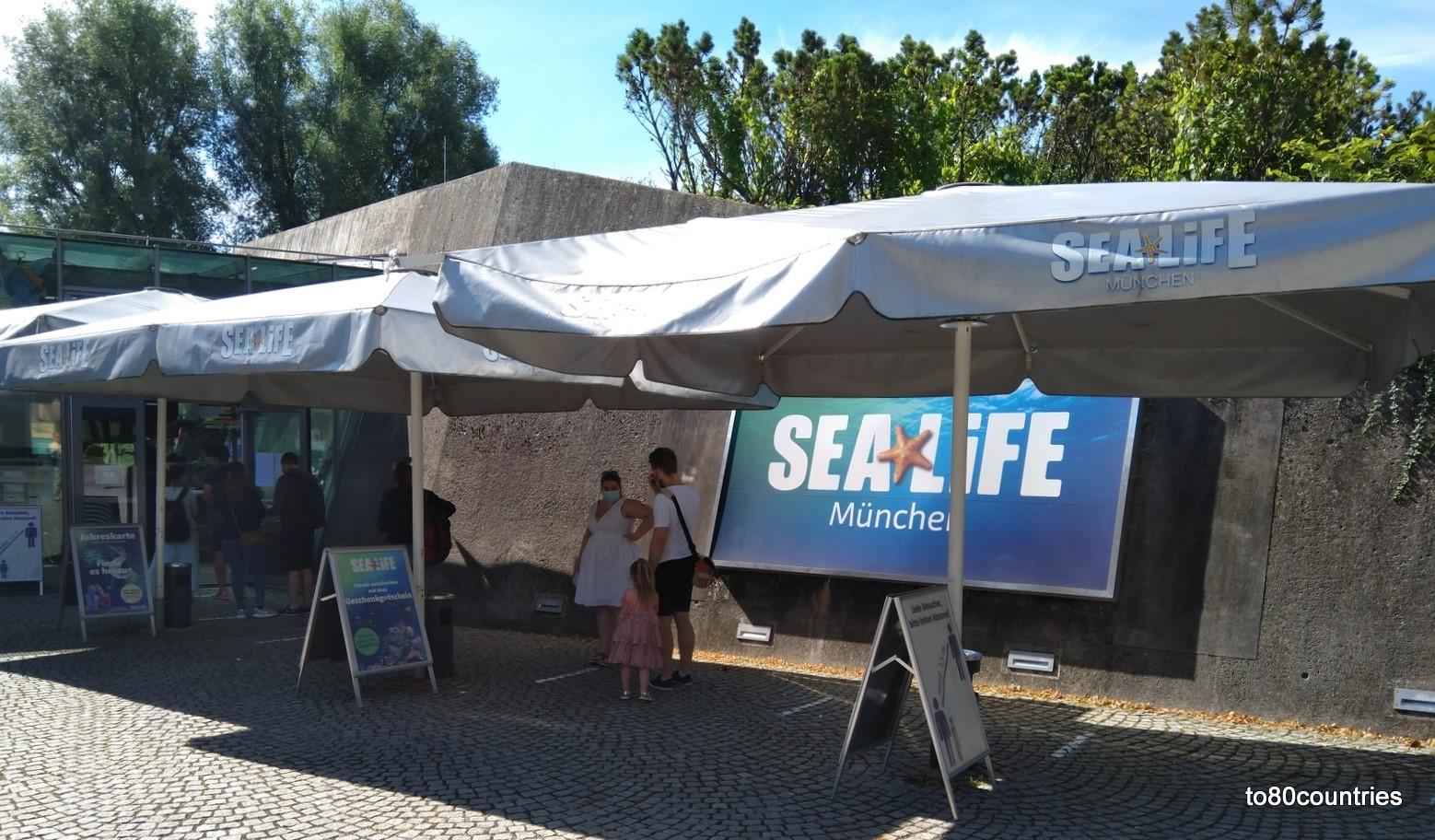 Olympiapark München - Sea-Life