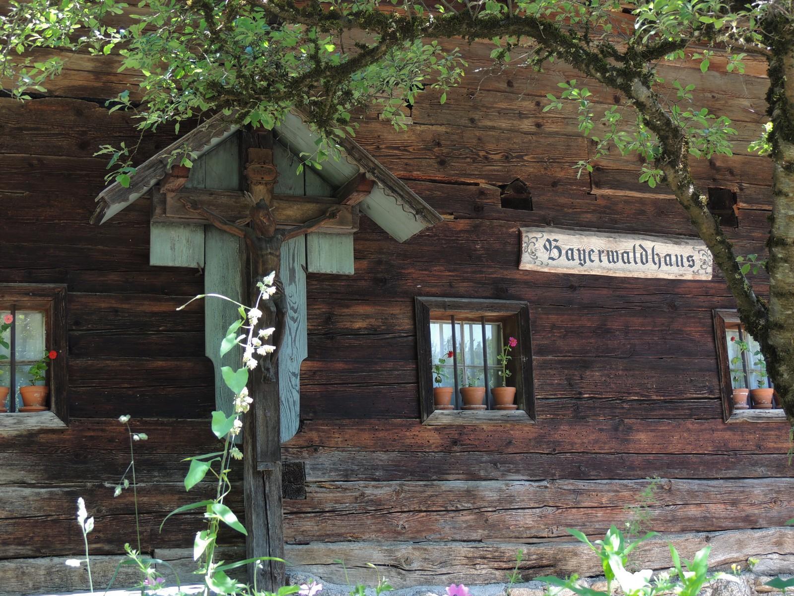 Bayerwaldhaus - Westpark München