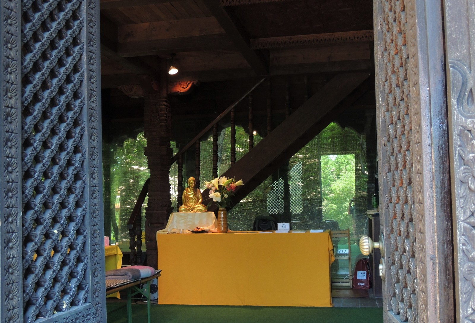 Nepalesische Pagote im Westpark München