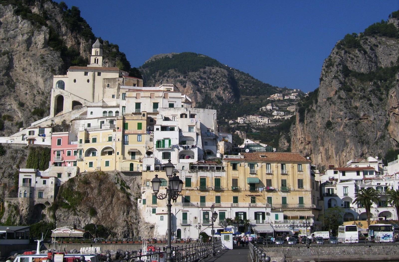 Amalfi - das Zentrum der Amalfitana