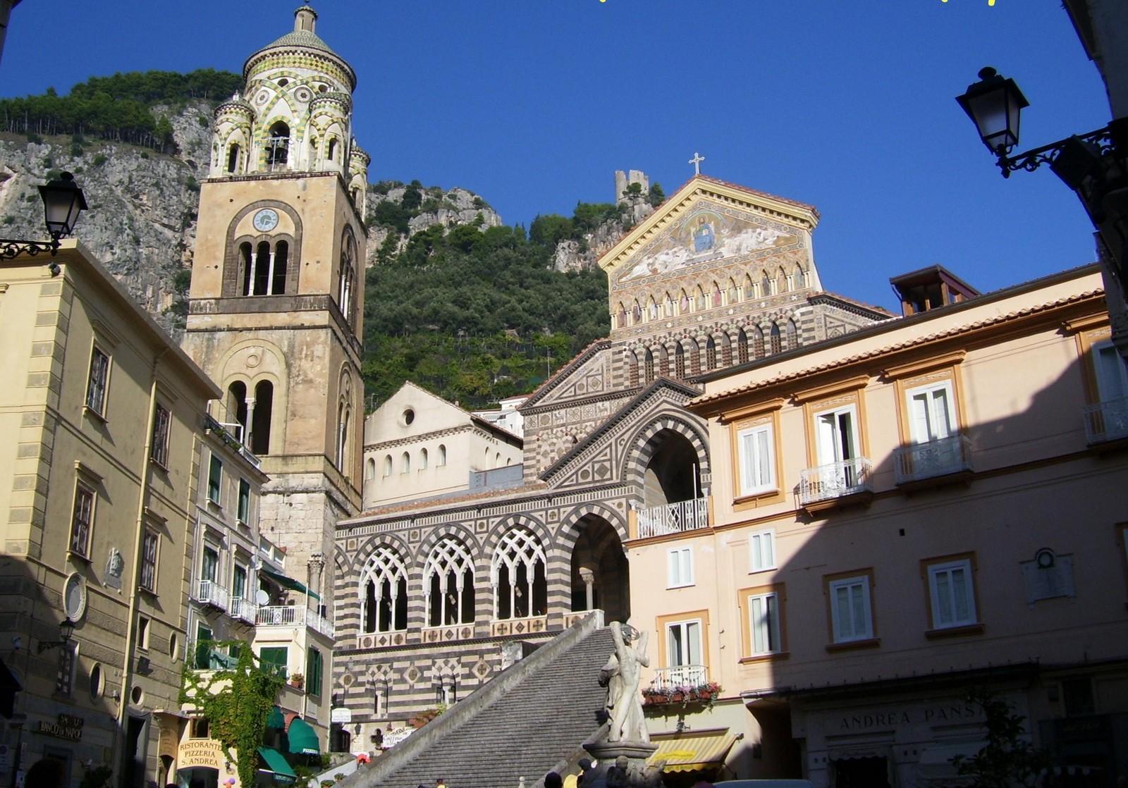 Dom von Amalfi - Amalfitana