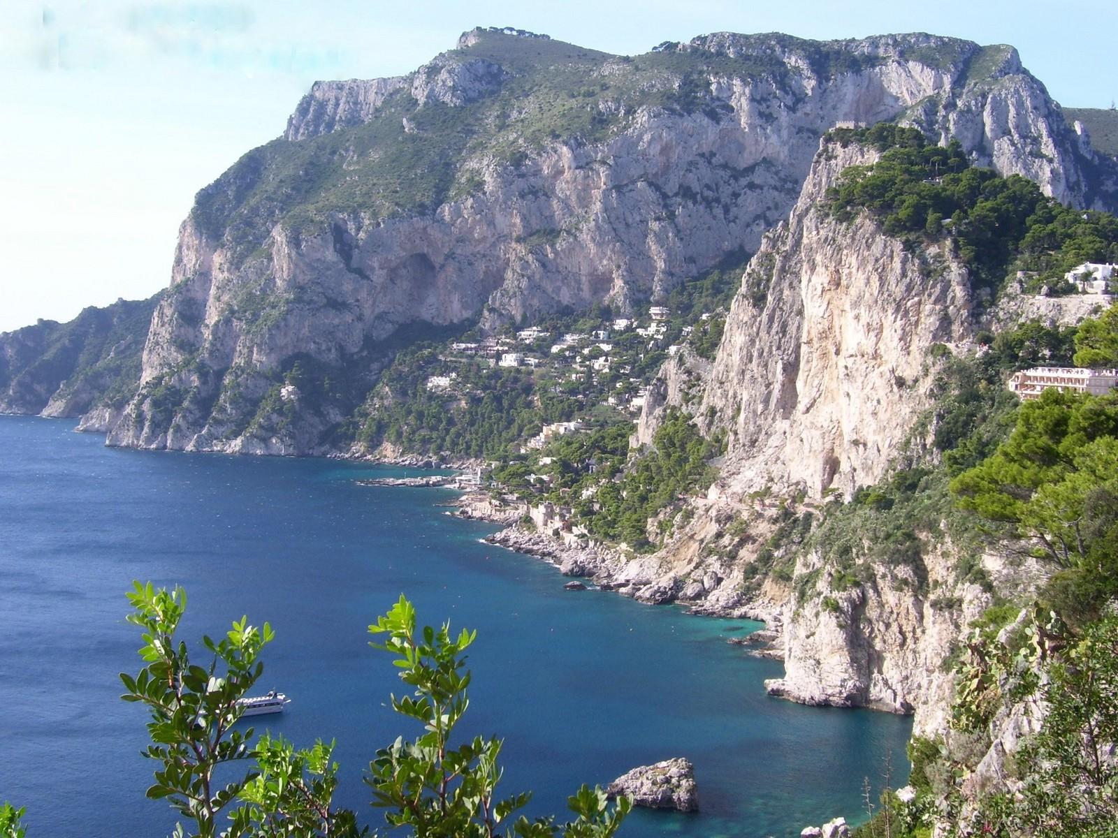 Capri - Belvedere di Tragara
