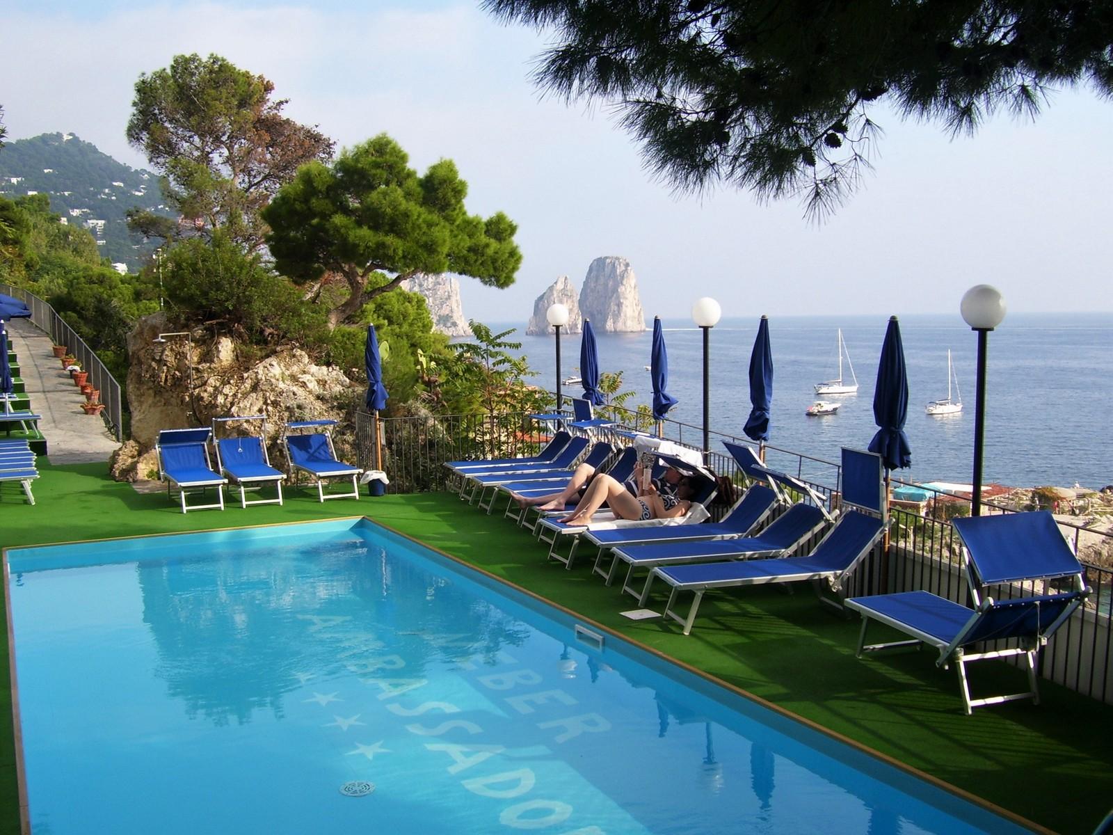 Hotel Weber Ambassador - Pool