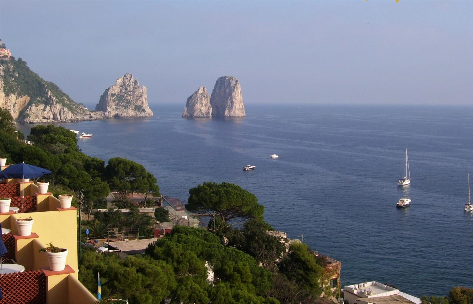 Hotel Weber Ambassador - Marina Piccola - Capri
