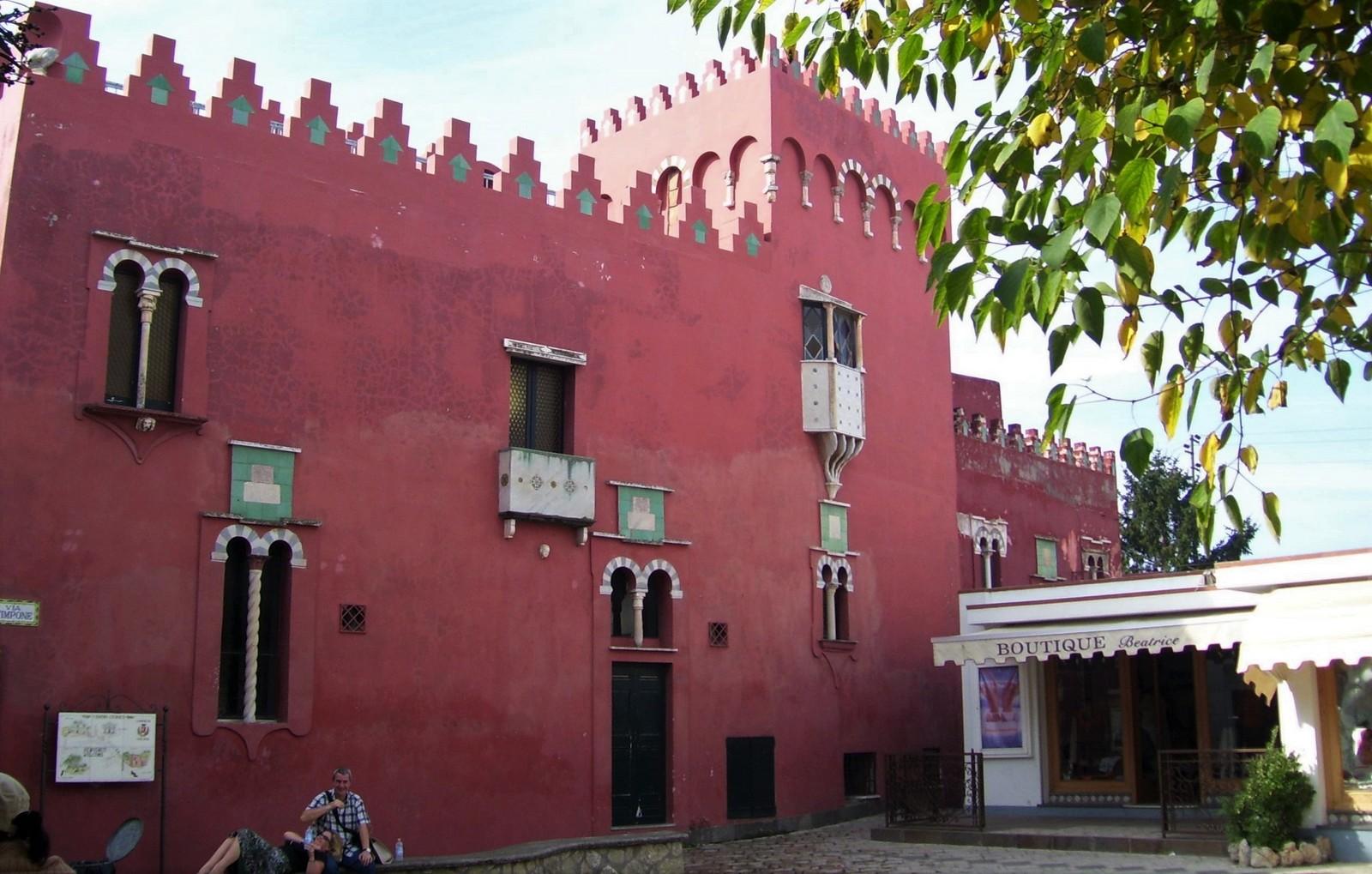 Anacapri - Casa Rossa