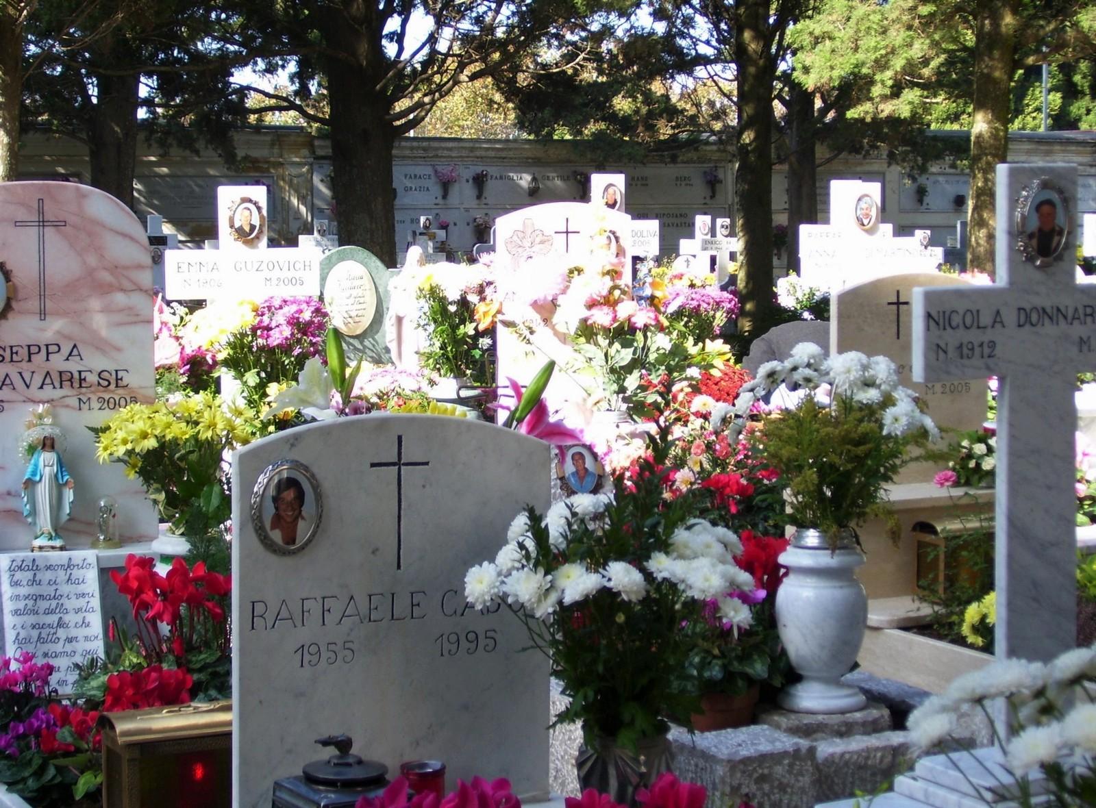 Friedhof von Anacapri