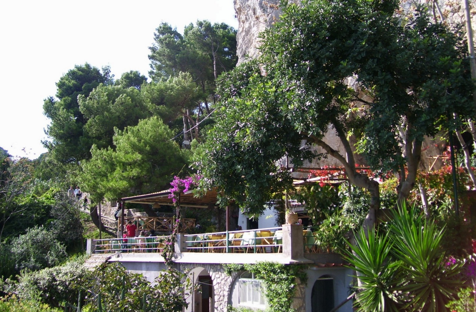 """Taverne """"La Grottelle"""" - Capri"""