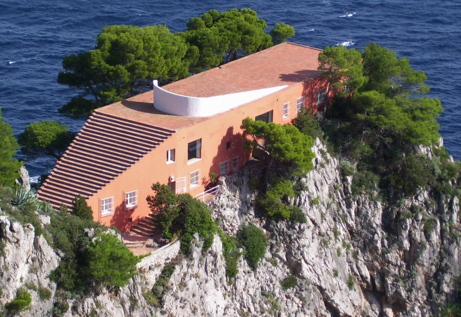 Villa Malaparte - Capri