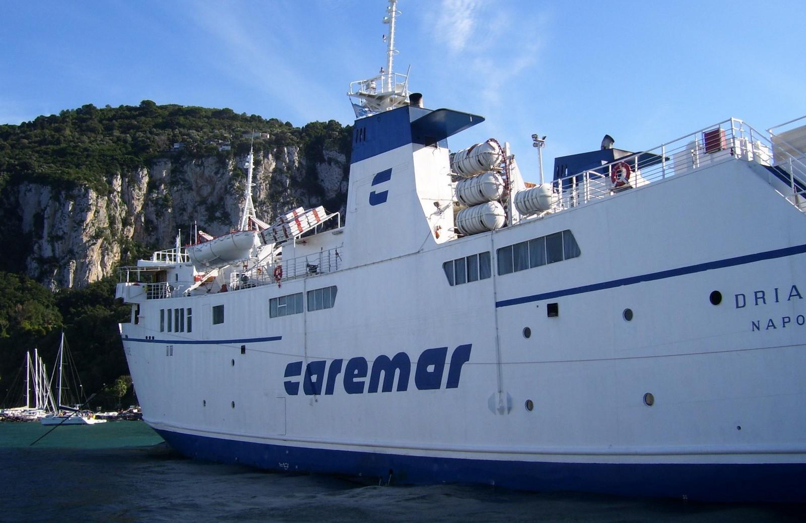 FS Driade - Caremar