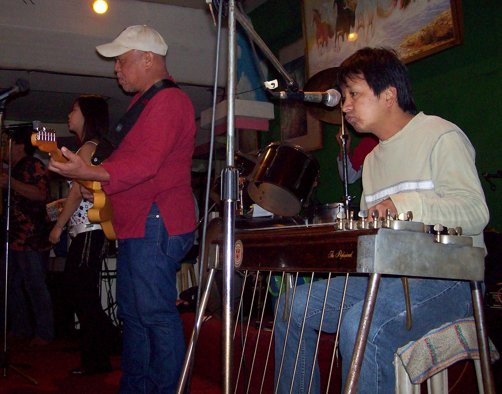 Live Musik in Ermita